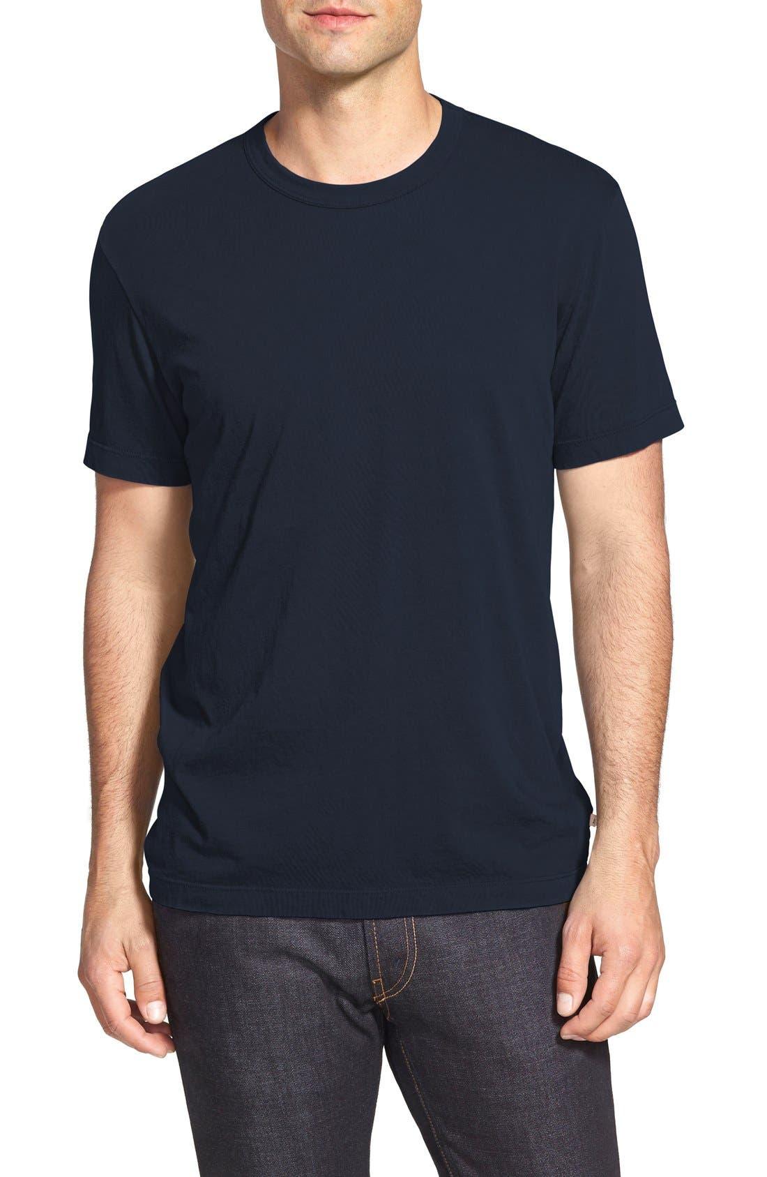 Crewneck Jersey T-Shirt,                             Main thumbnail 18, color,