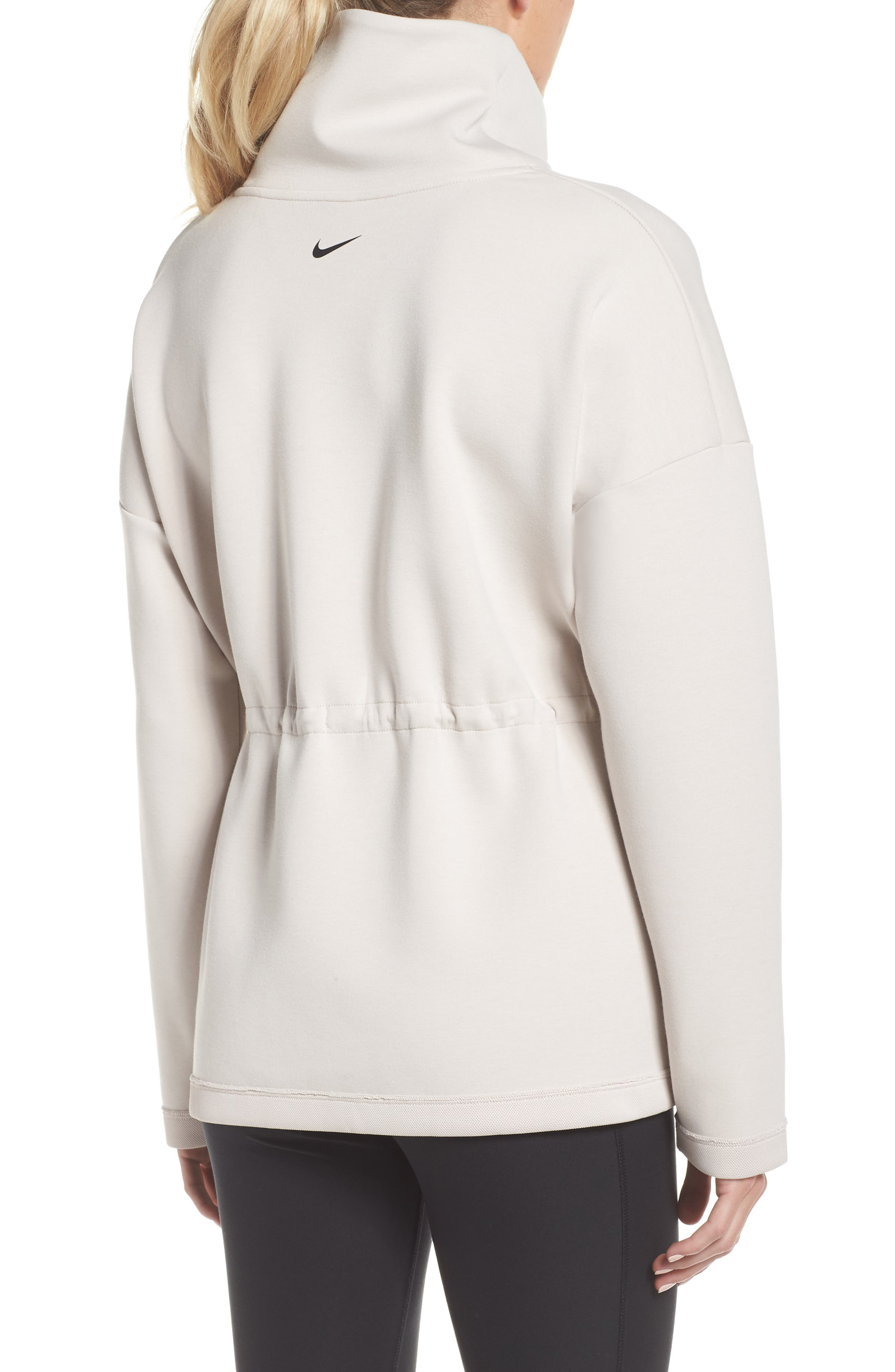 NIKE,                             Dry Therma Flex Pullover,                             Alternate thumbnail 2, color,                             250