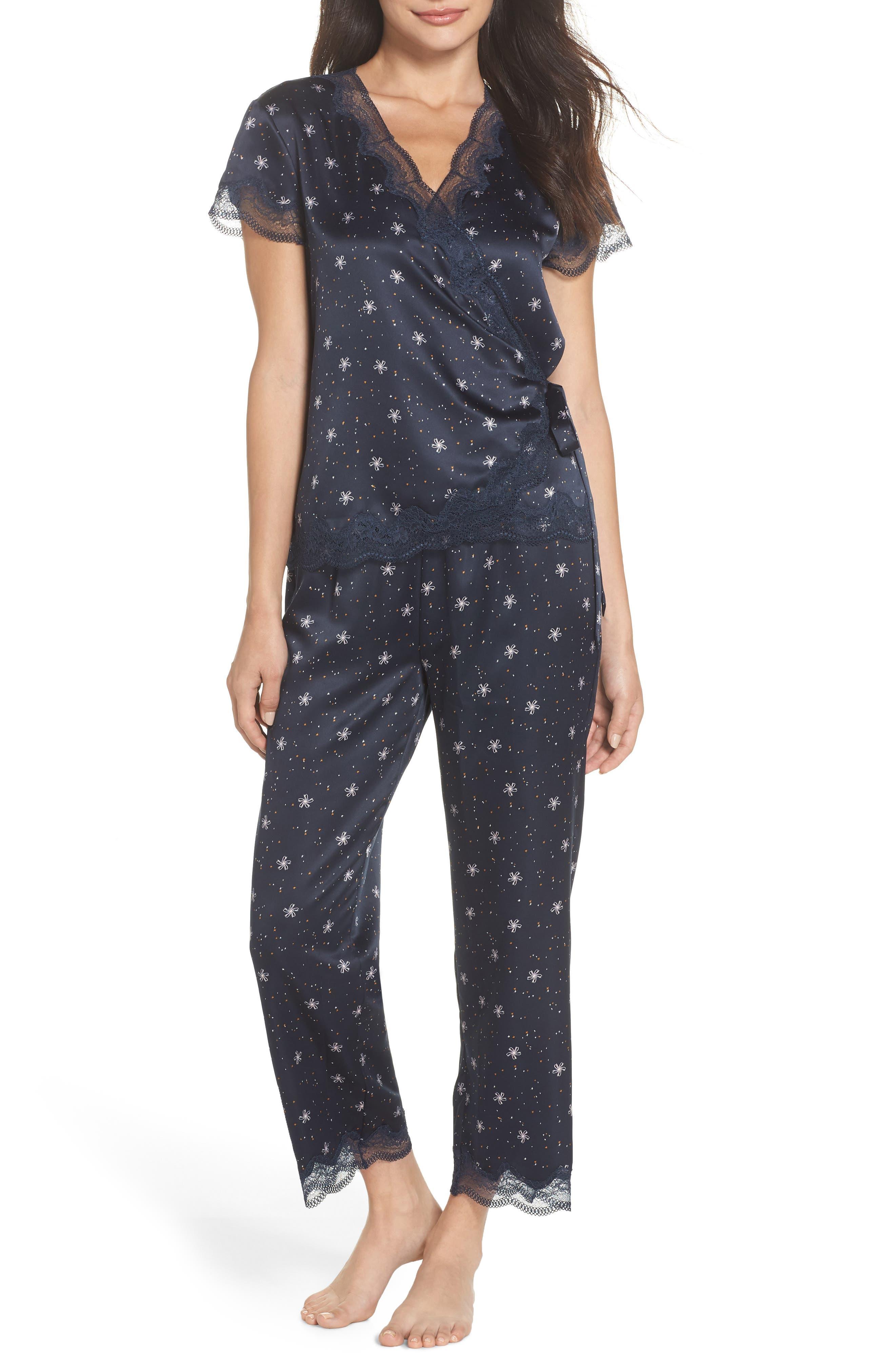 Chelsea28 Colette Pajamas, Blue