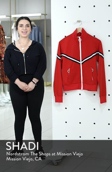 Margot Track Jacket, sales video thumbnail