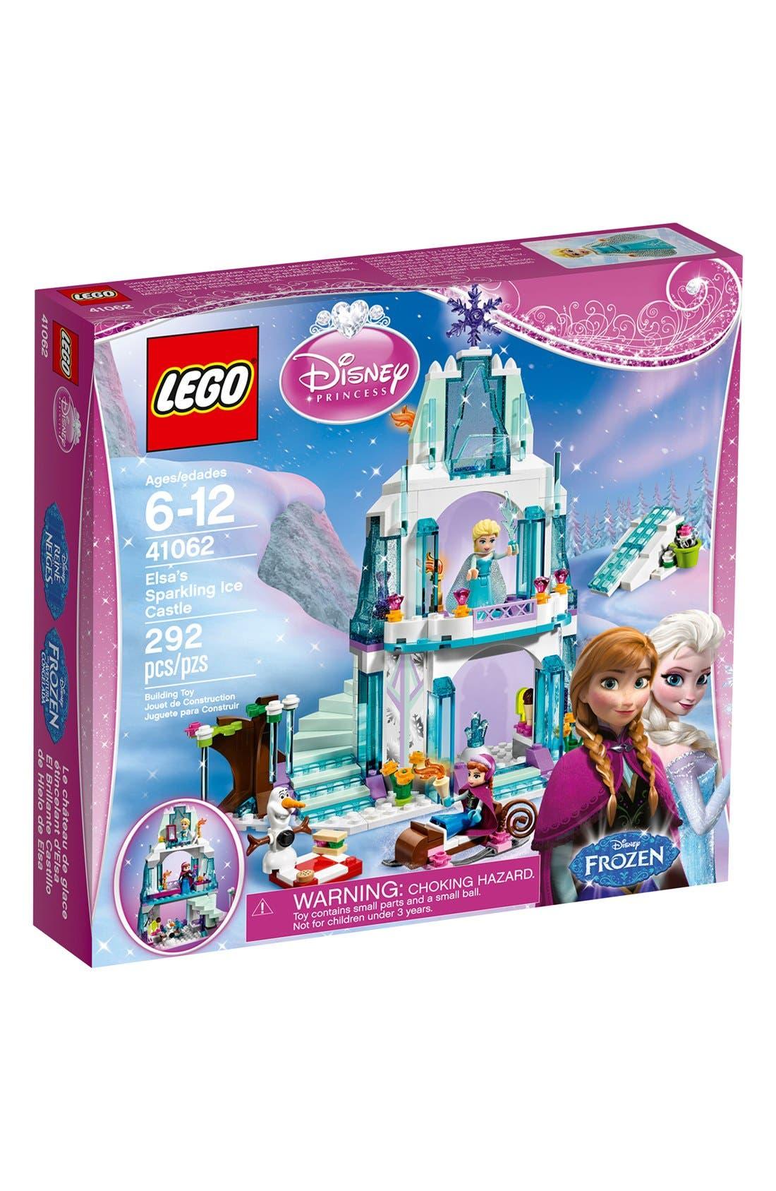 Disney<sup>™</sup> Princess Elsa's Sparkling Ice Castle - 41062,                             Main thumbnail 1, color,                             960