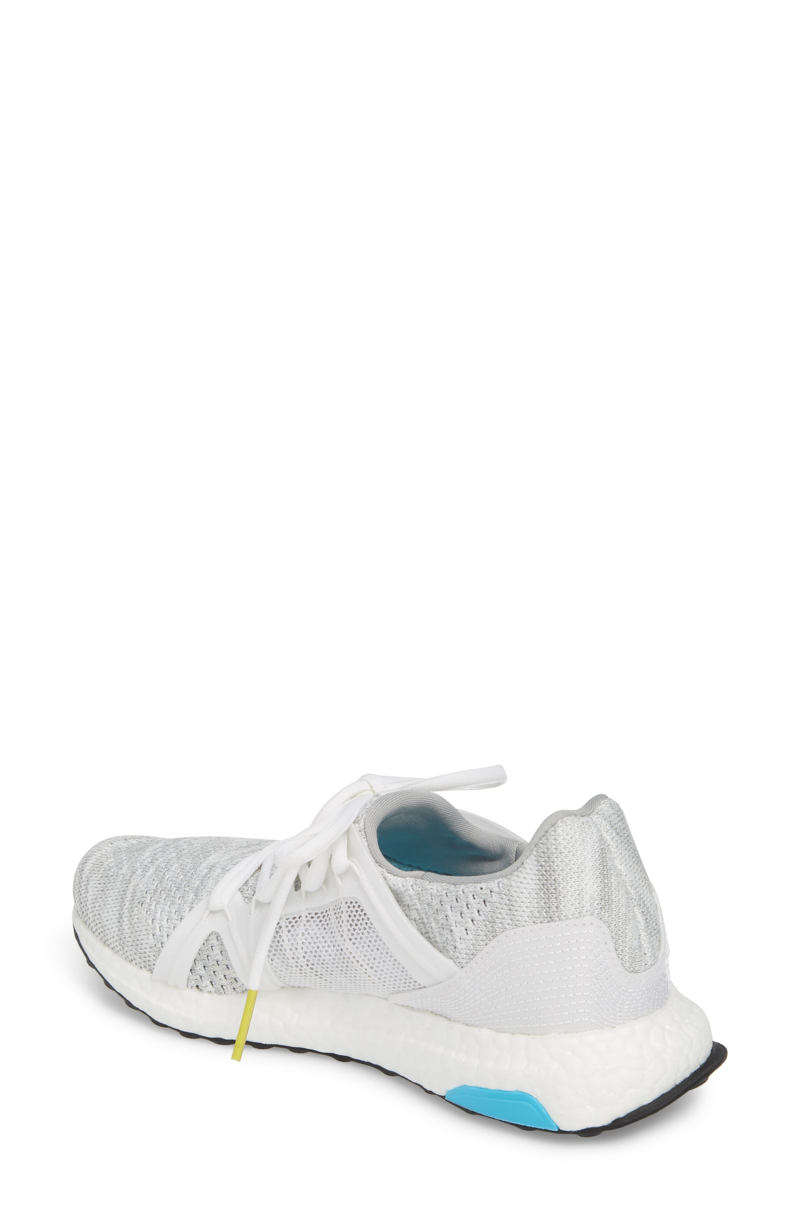 by Stella McCartney UltraBoost x Parley Running Shoe,                             Alternate thumbnail 9, color,