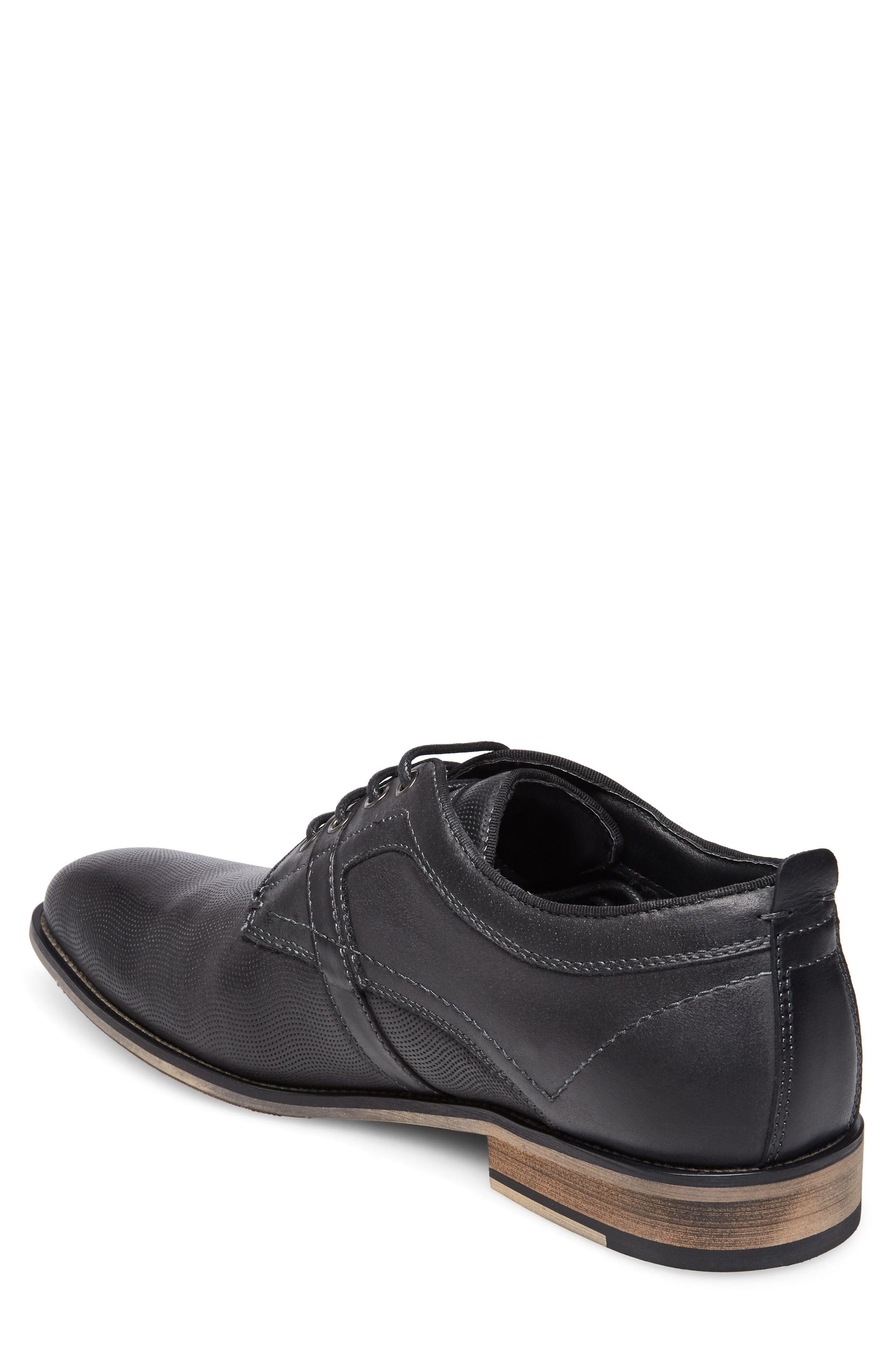 Jasco Plain Toe Derby,                             Alternate thumbnail 2, color,                             DARK GREY