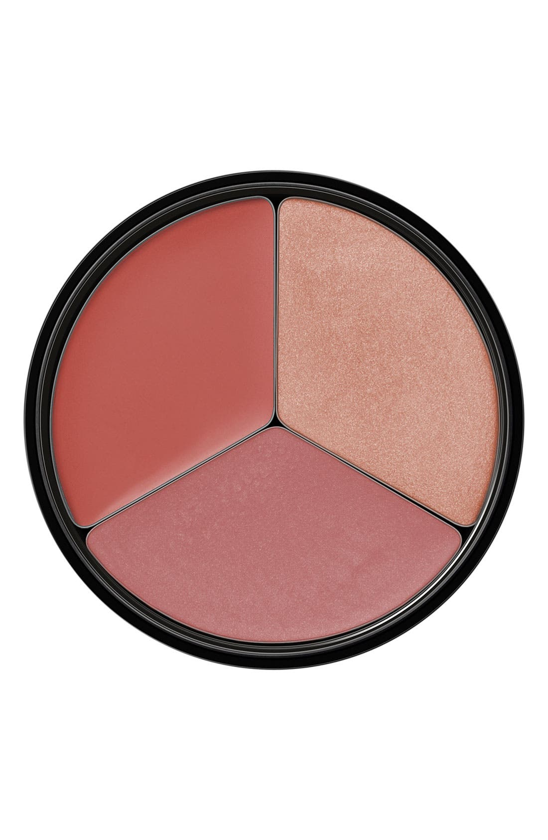 'Be Discovered - In Lights' Cream Blush Trio, Main, color, 833