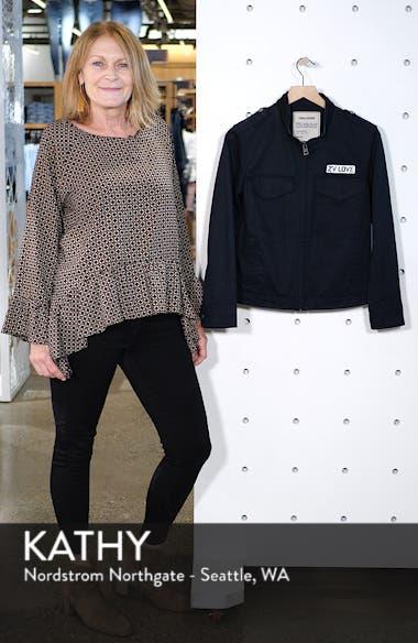 Kavy Spi Embroidered Jacket, sales video thumbnail