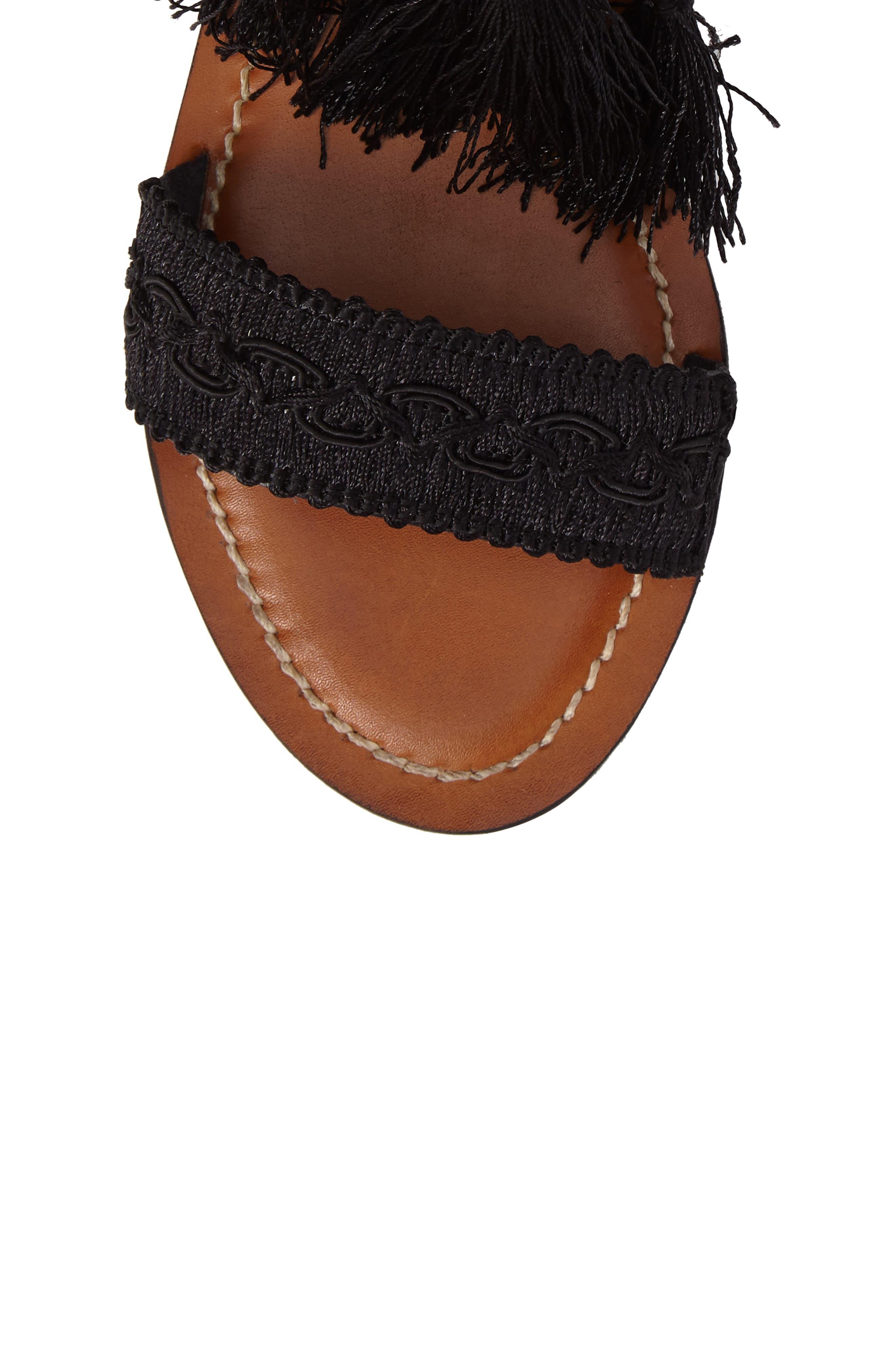 Fiji Sandal,                             Alternate thumbnail 5, color,                             001