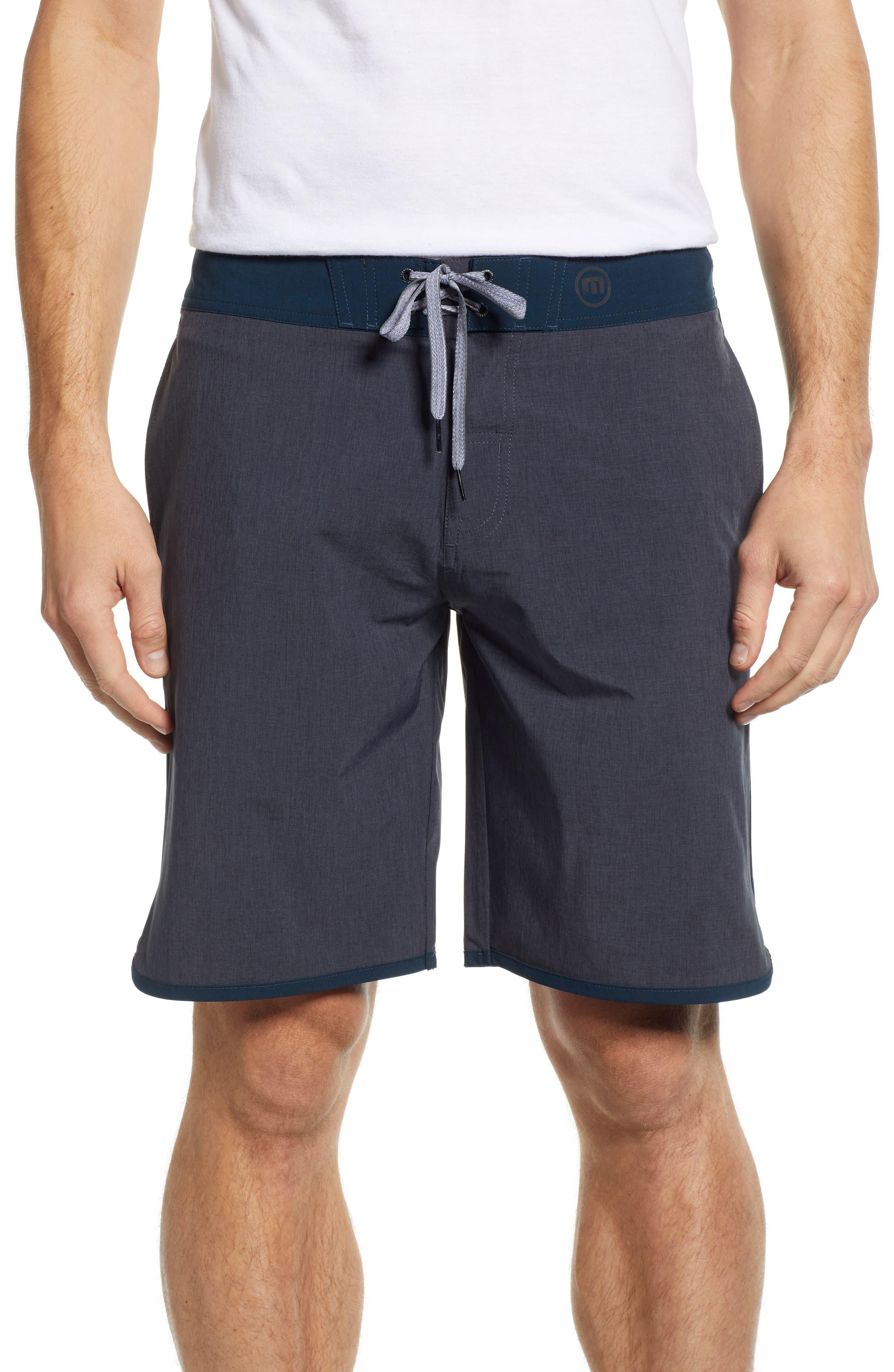 Yoni Hybrid Shorts,                             Main thumbnail 1, color,                             HEATHER BLACK