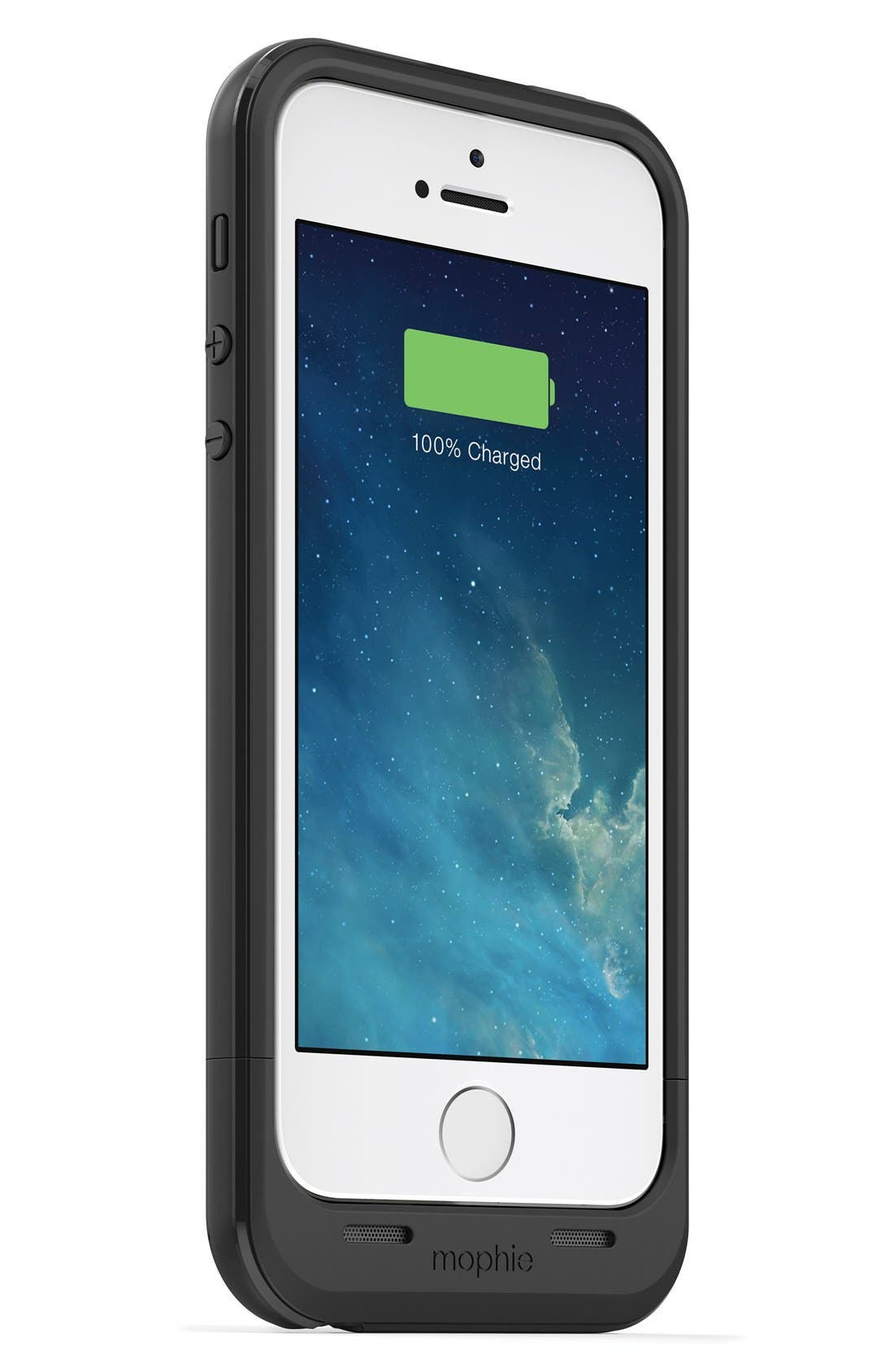 'juice pack plus' iPhone 5/5s charging case,                             Alternate thumbnail 4, color,                             001