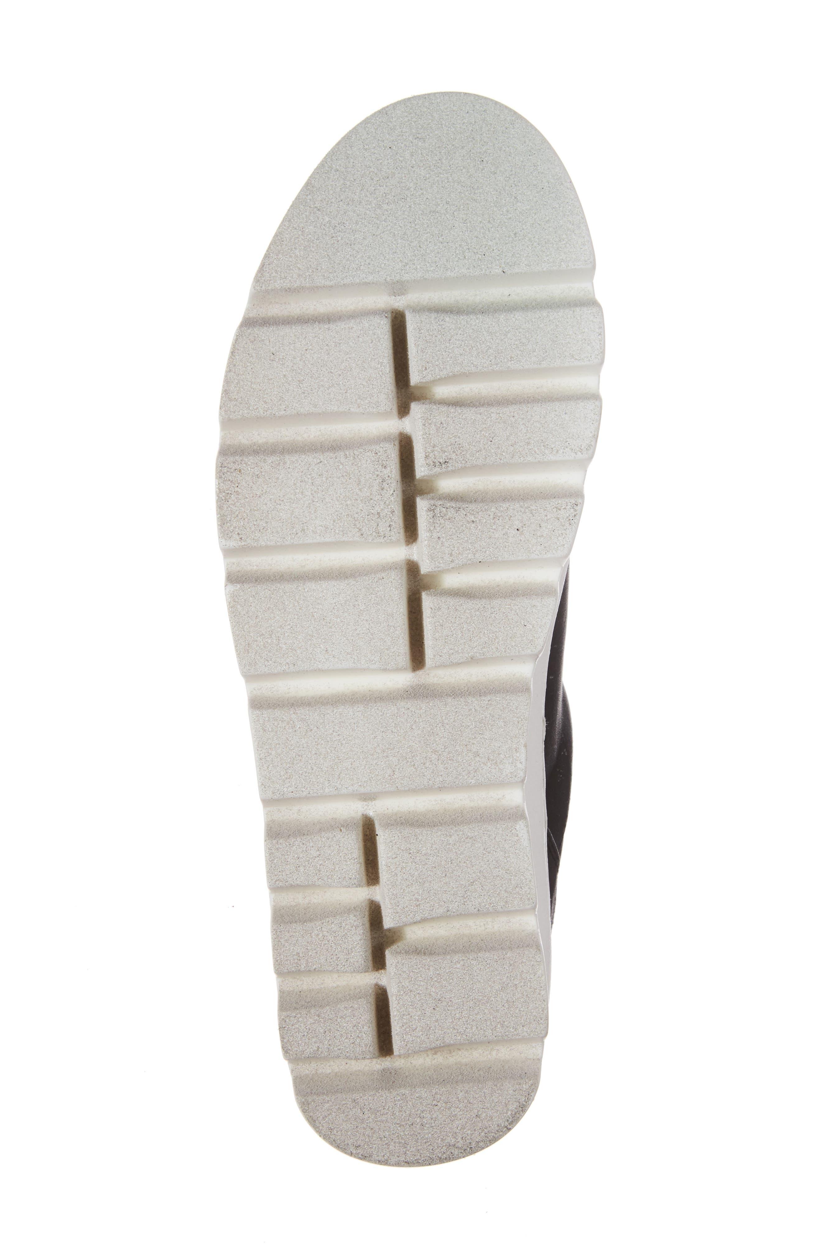 Kickstart Platform Sneaker,                             Alternate thumbnail 6, color,                             001