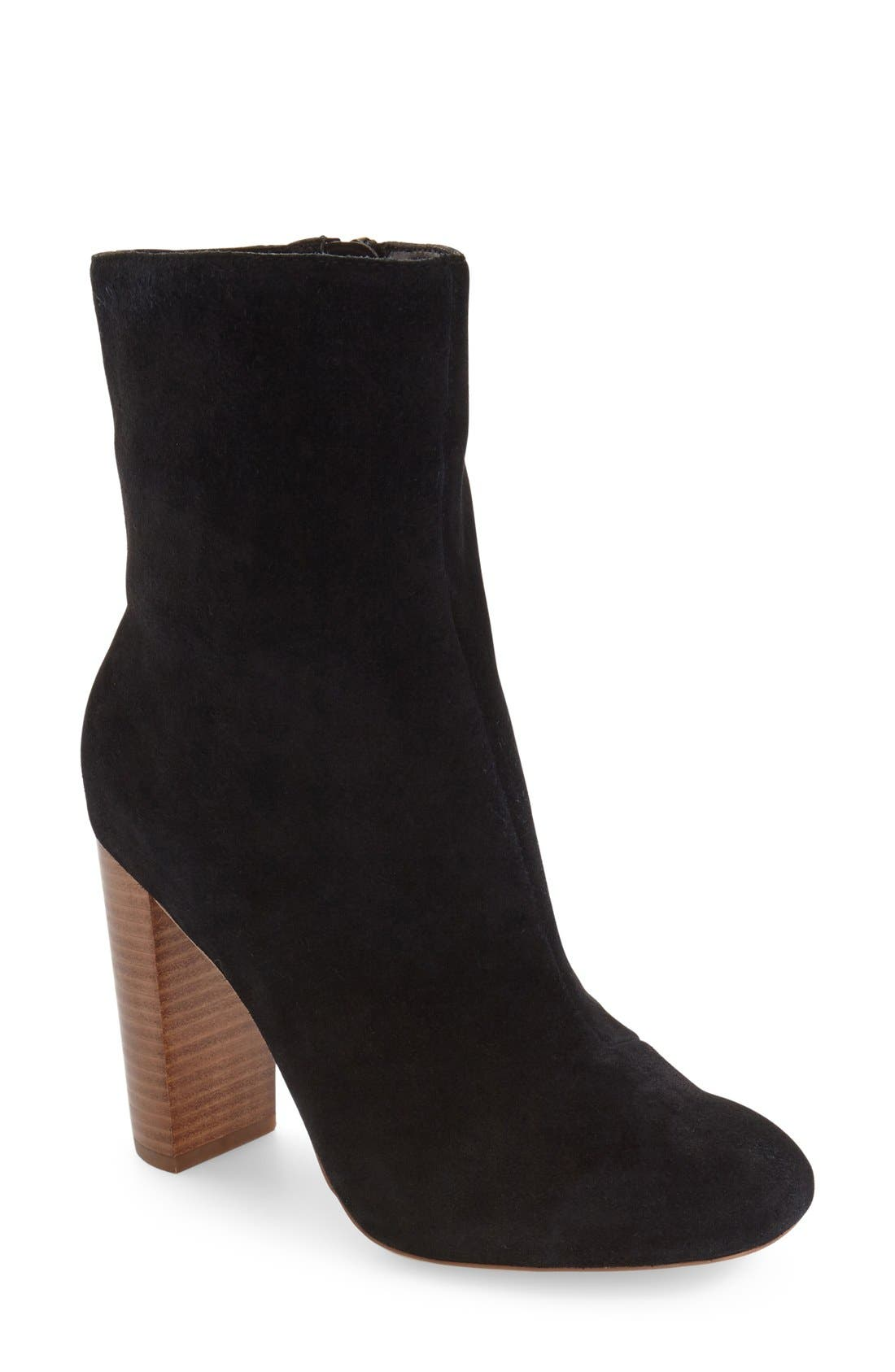 Veronica Bootie,                             Main thumbnail 1, color,                             003