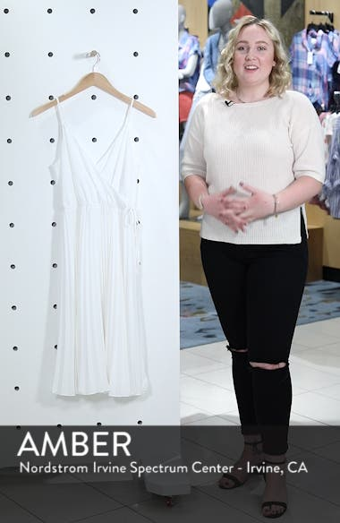 Lily Pond Fit & Flare Dress, sales video thumbnail