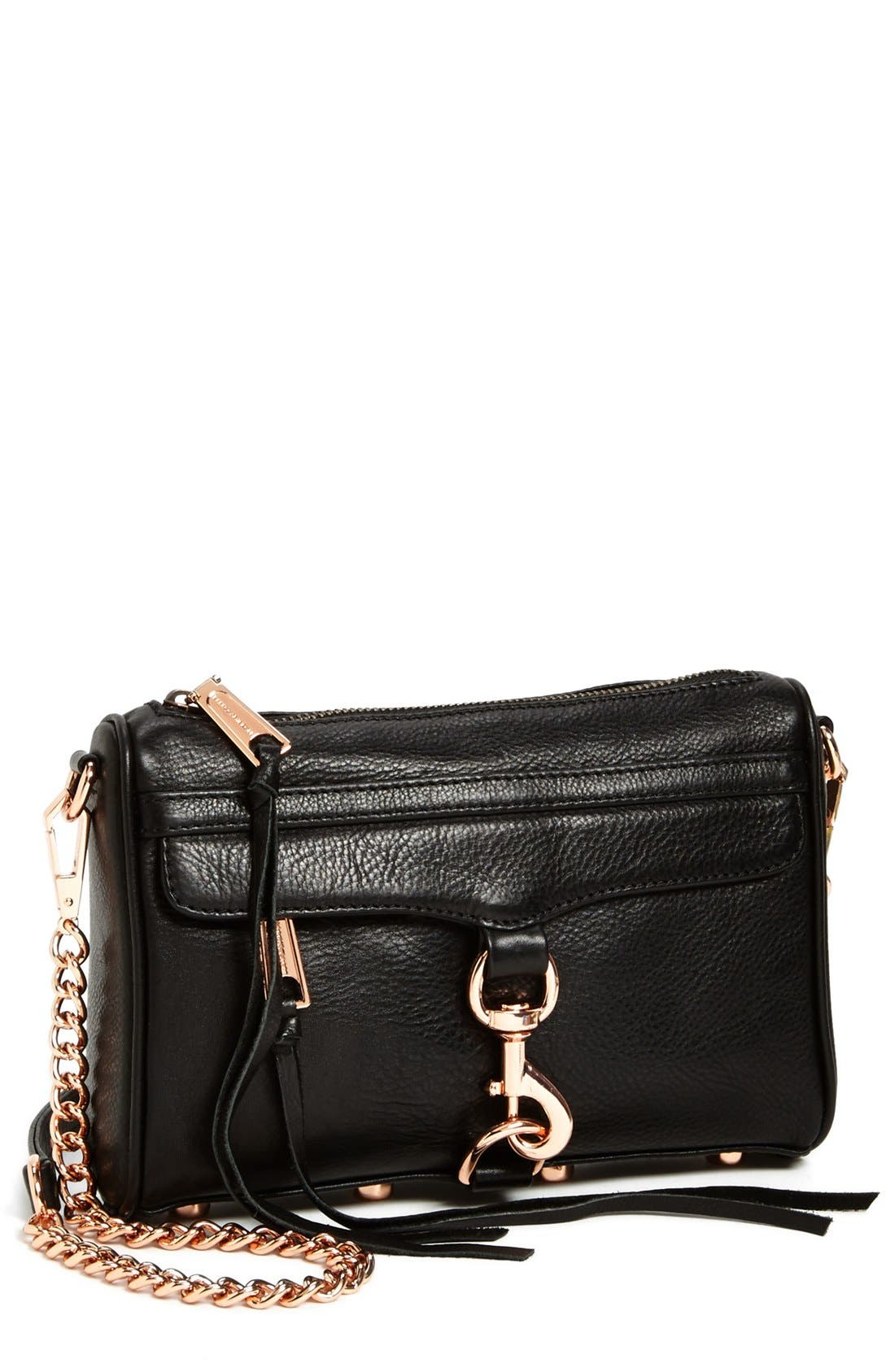 'Mini MAC' Convertible Crossbody Bag,                         Main,                         color,