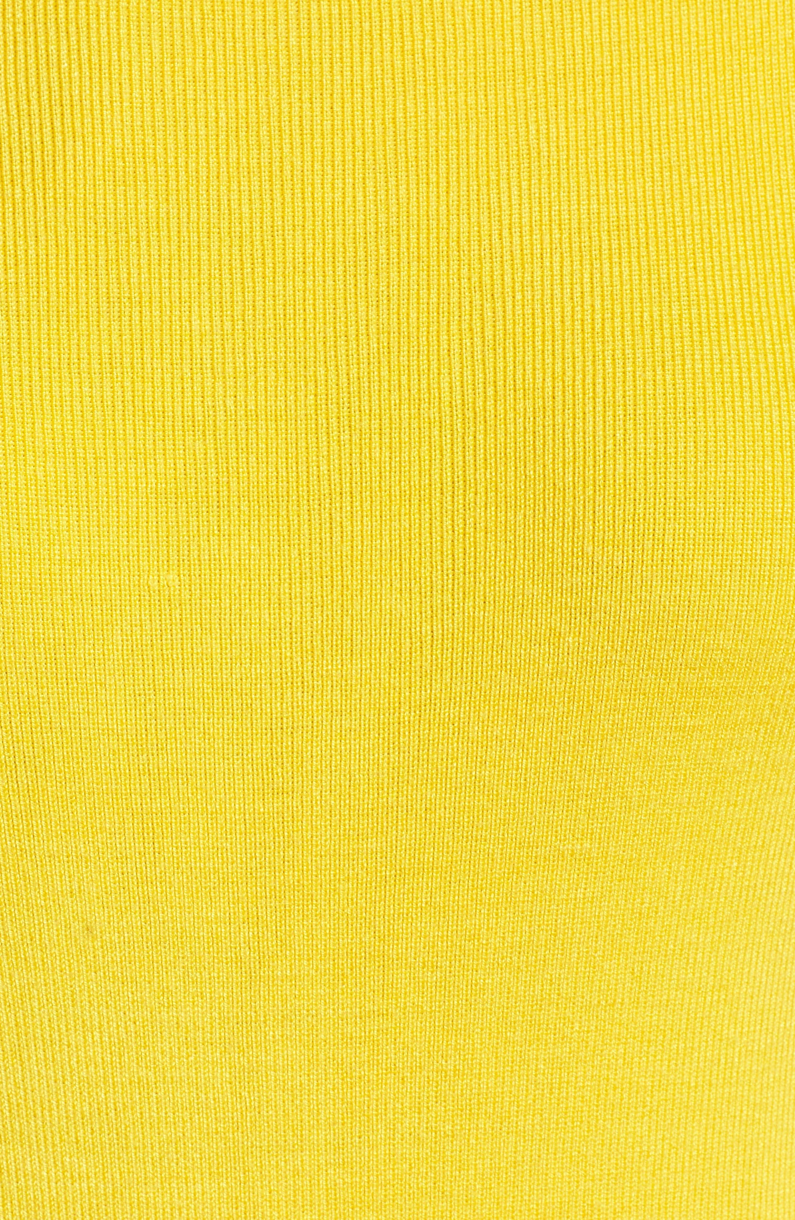 Poplin Bell Cuff Sweater,                             Alternate thumbnail 20, color,