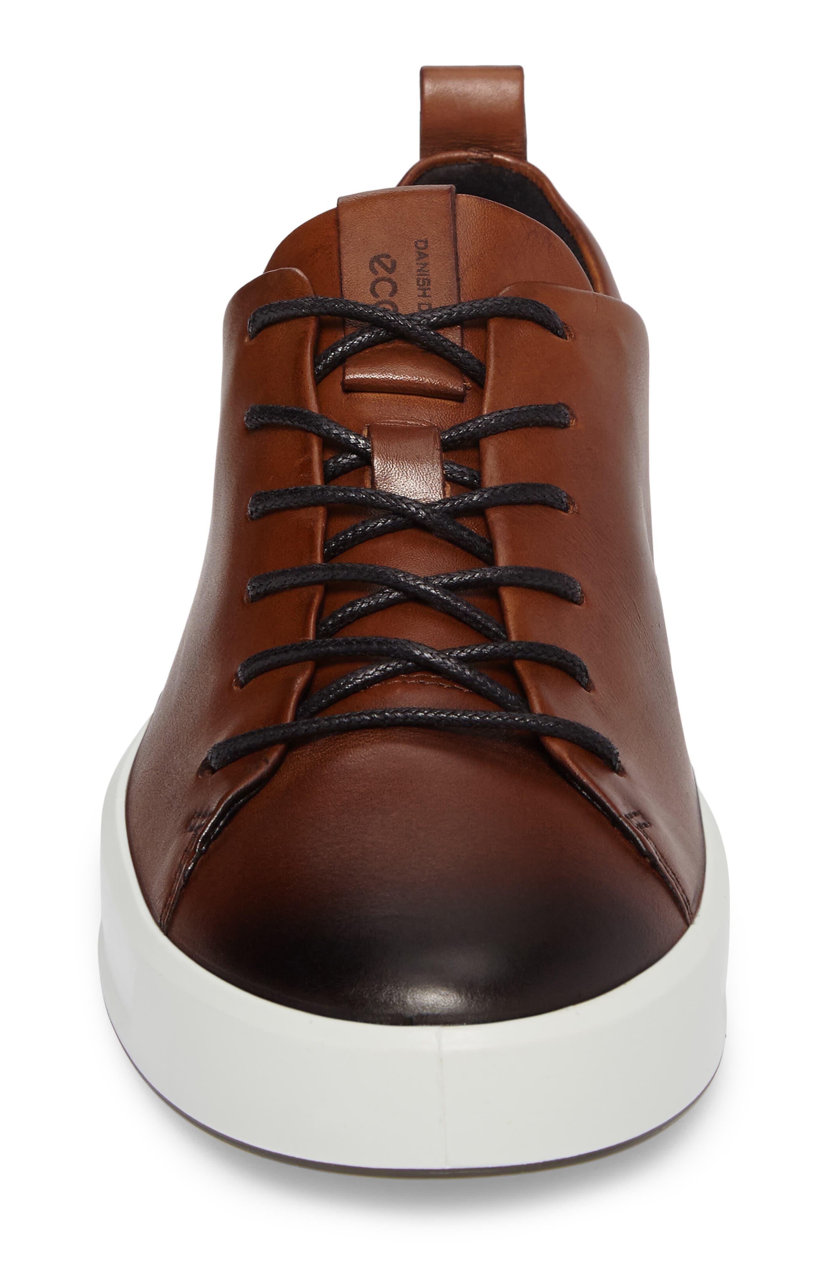 Soft 8 Street Sneaker,                             Alternate thumbnail 4, color,                             LION