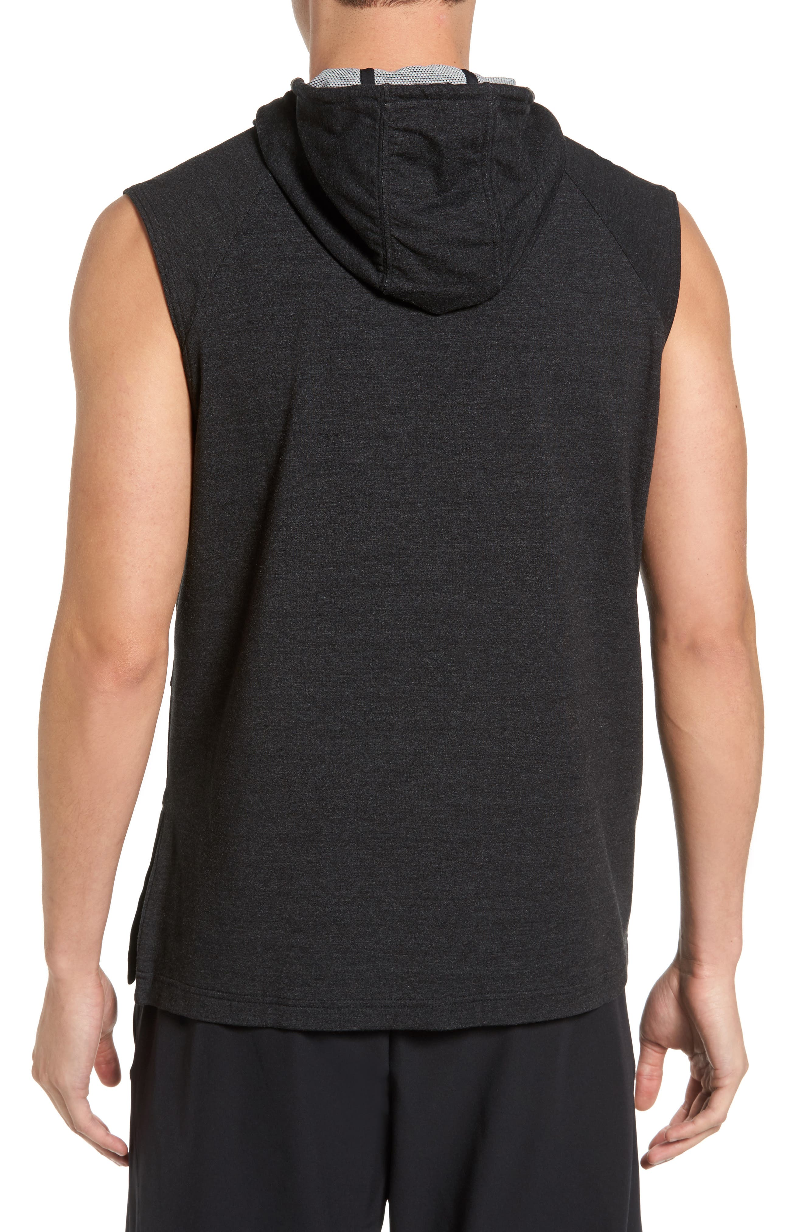23 Tech Sphere Sleeveless Training Hoodie,                             Alternate thumbnail 2, color,                             010
