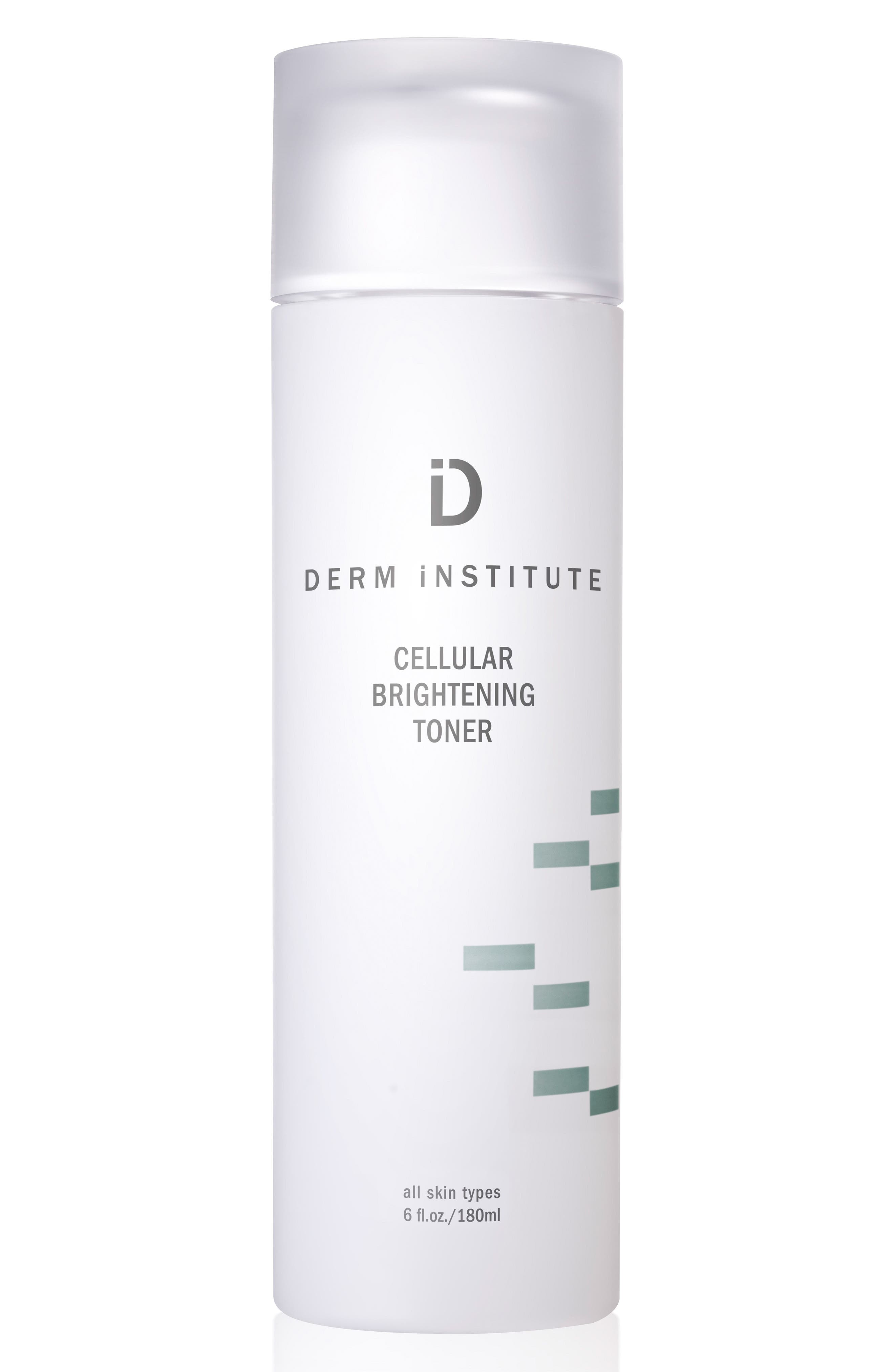 SPACE.NK.apothecary Derm Institute Cellular Brightening Toner,                             Main thumbnail 1, color,