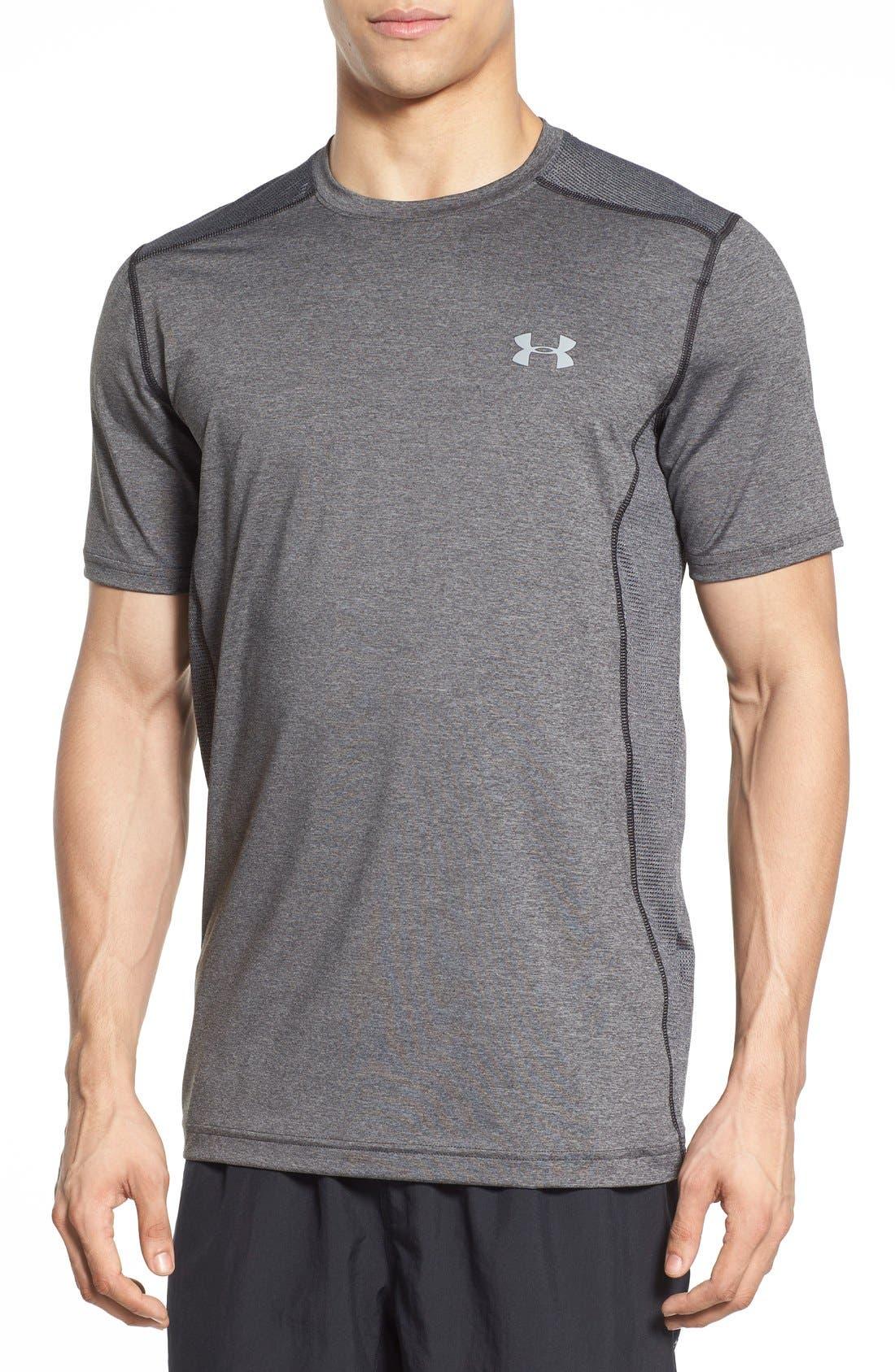 'Raid' HeatGear<sup>®</sup> Training T-Shirt,                             Main thumbnail 9, color,