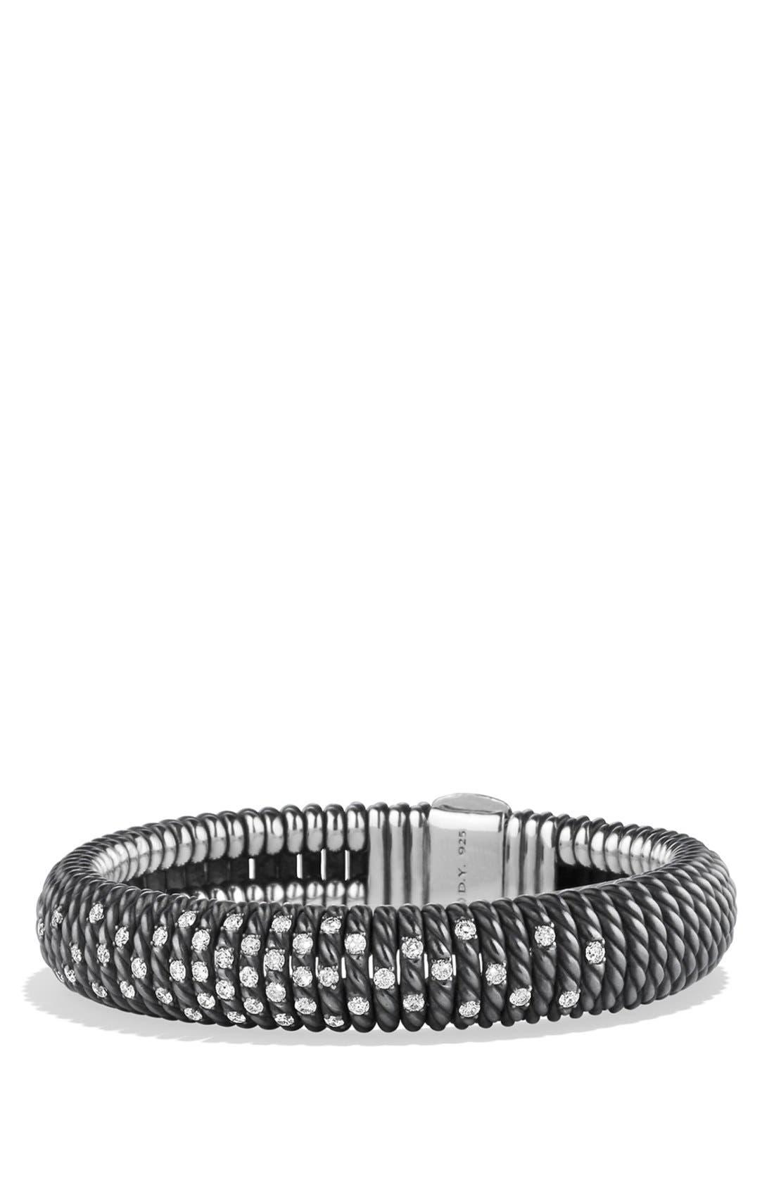 'Tempo' Bracelet with Diamonds,                             Main thumbnail 1, color,                             DIAMOND