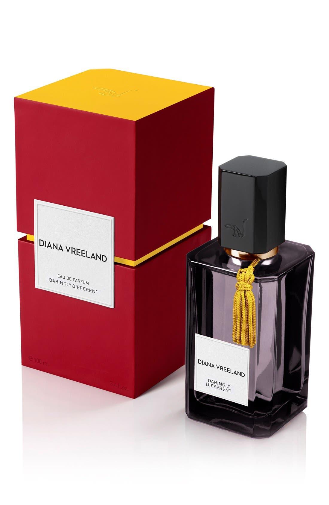 'Daringly Different' Eau de Parfum,                             Alternate thumbnail 2, color,                             000