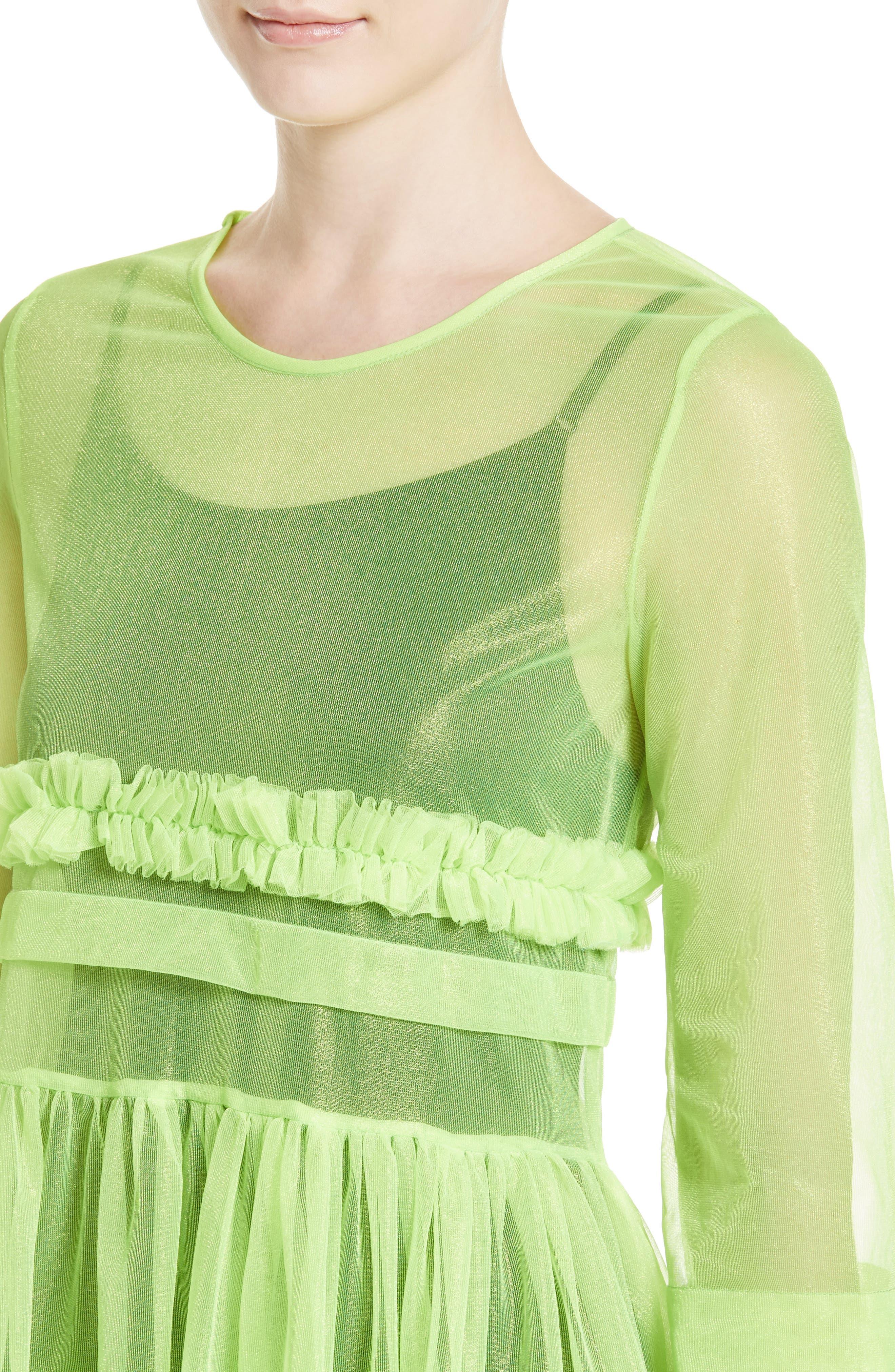 Patty Dress,                             Alternate thumbnail 4, color,                             300