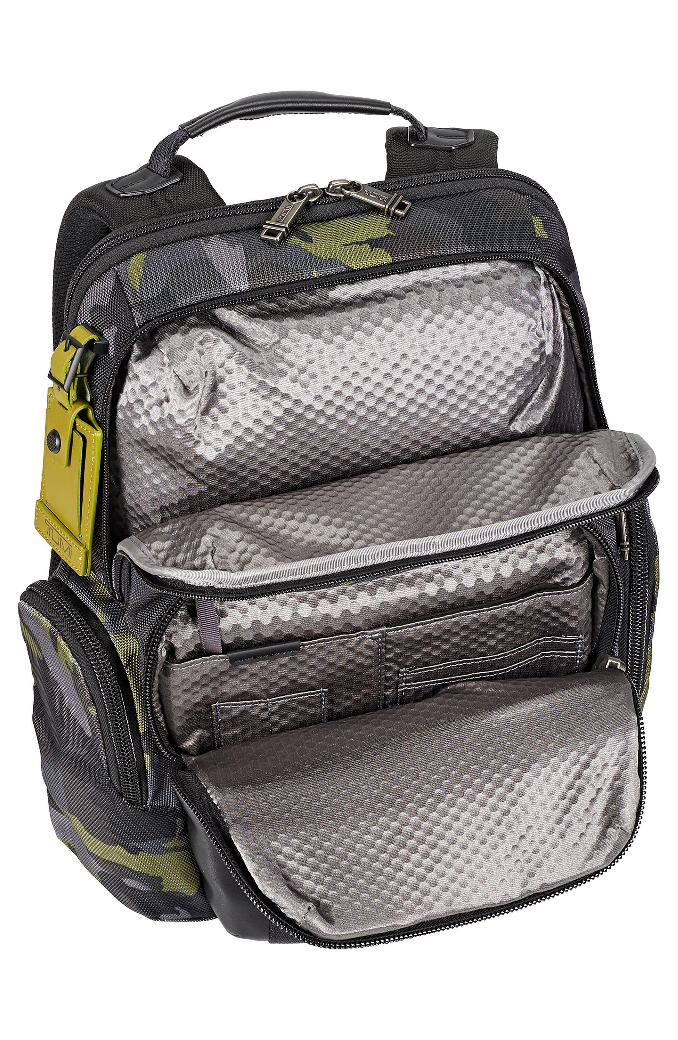 Alpha Bravo - Nellis Backpack,                             Alternate thumbnail 3, color,                             314