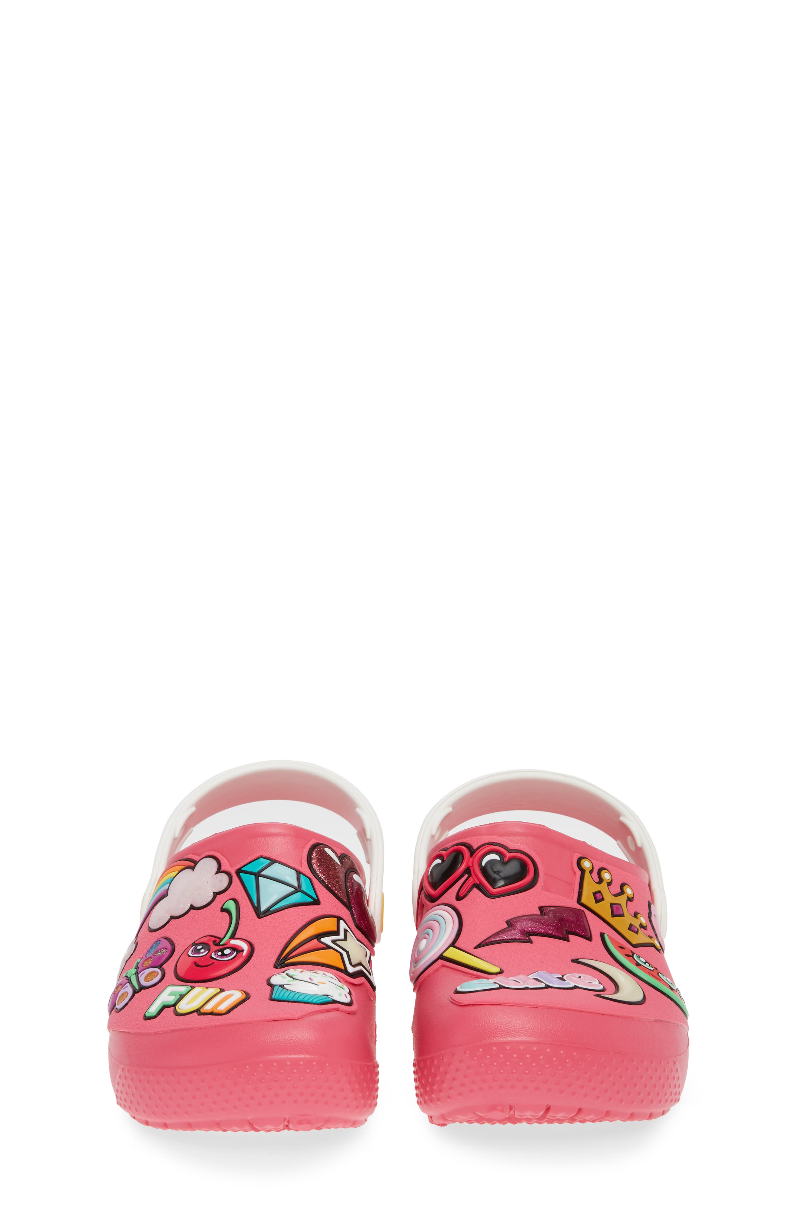 Playful Patches Slip-On,                             Alternate thumbnail 5, color,                             PARADISE PINK