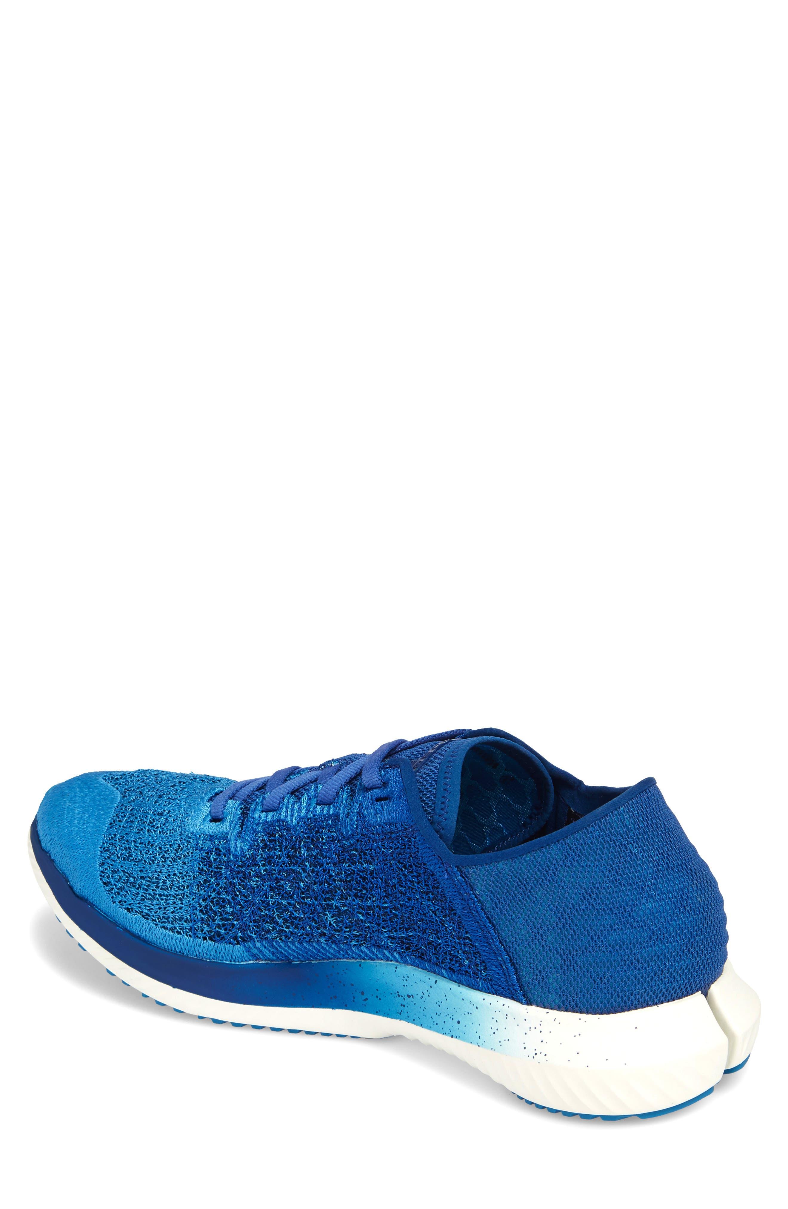 Threadborne Blur Running Shoe,                             Alternate thumbnail 2, color,                             BLUE / STUDIO