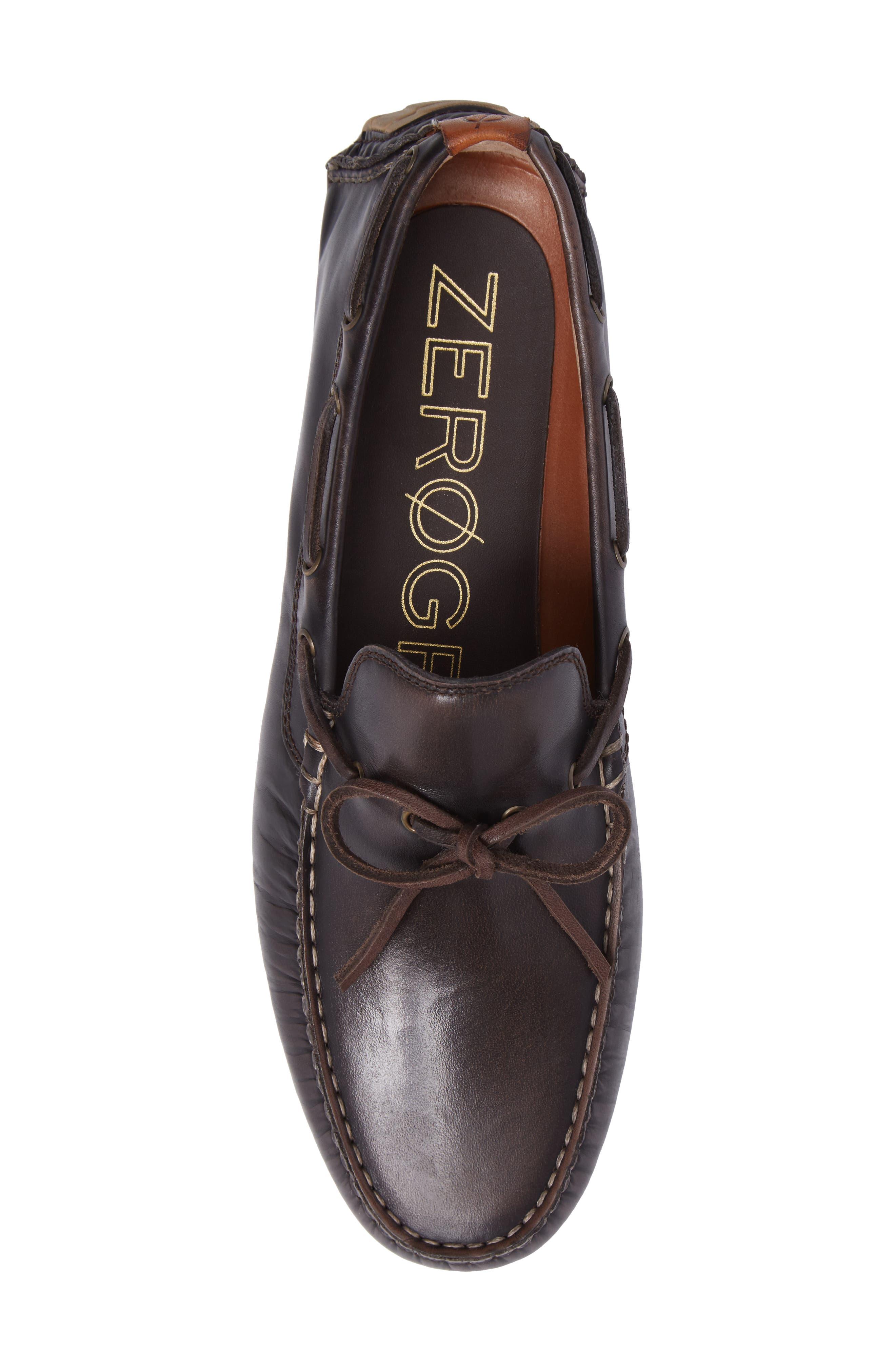 Zero Grand Moc Driving Loafer,                             Alternate thumbnail 5, color,                             208