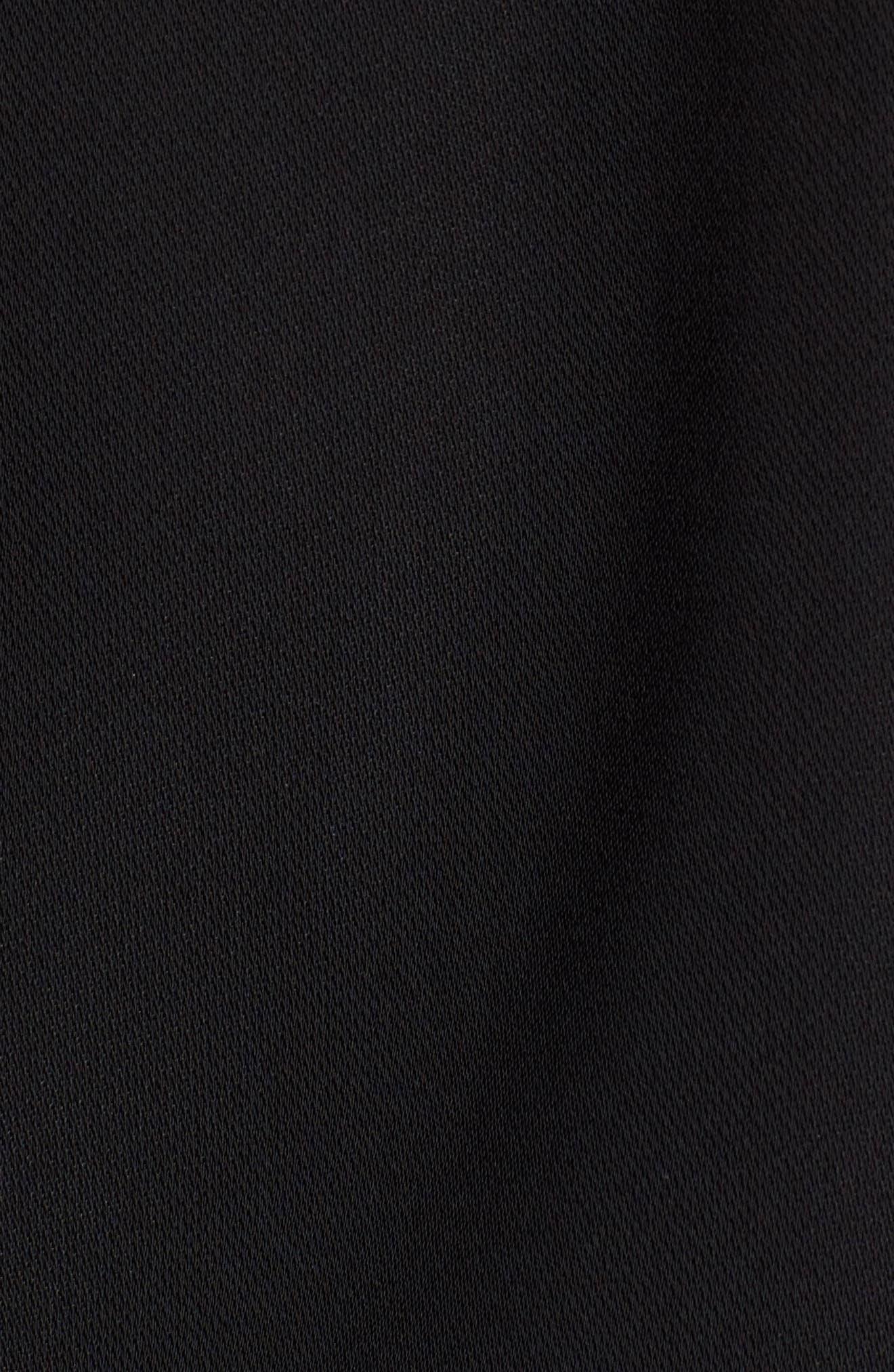 Twist Cap Sleeve Top,                             Alternate thumbnail 5, color,                             004