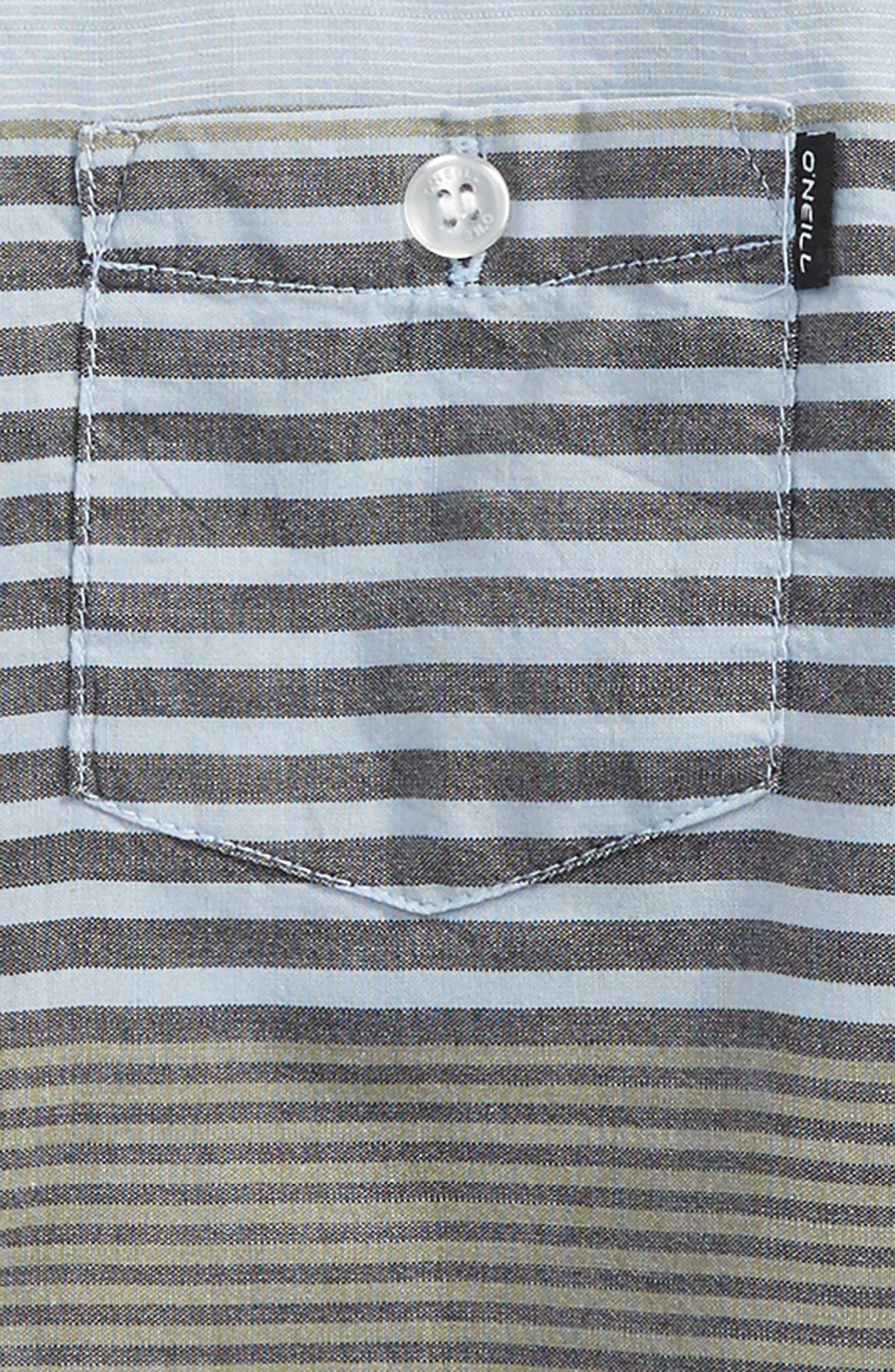 Altair Woven Shirt,                             Alternate thumbnail 2, color,                             450