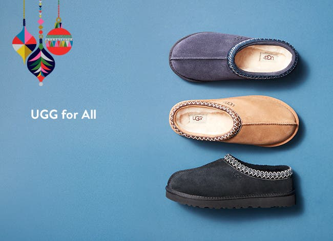 UGG for all.