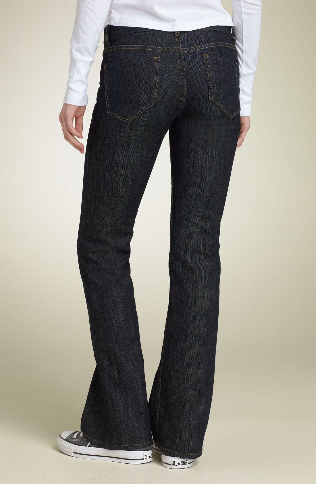 !IT COLLECTIVE,                             !iT JEANS 'Diva' Bootcut Stretch Jeans,                             Alternate thumbnail 2, color,                             419