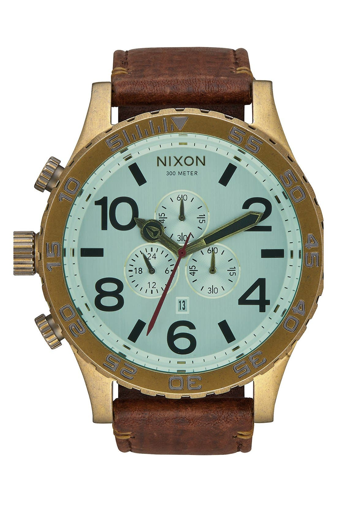 'The 51-30 Chrono' Watch, 51mm,                             Main thumbnail 16, color,