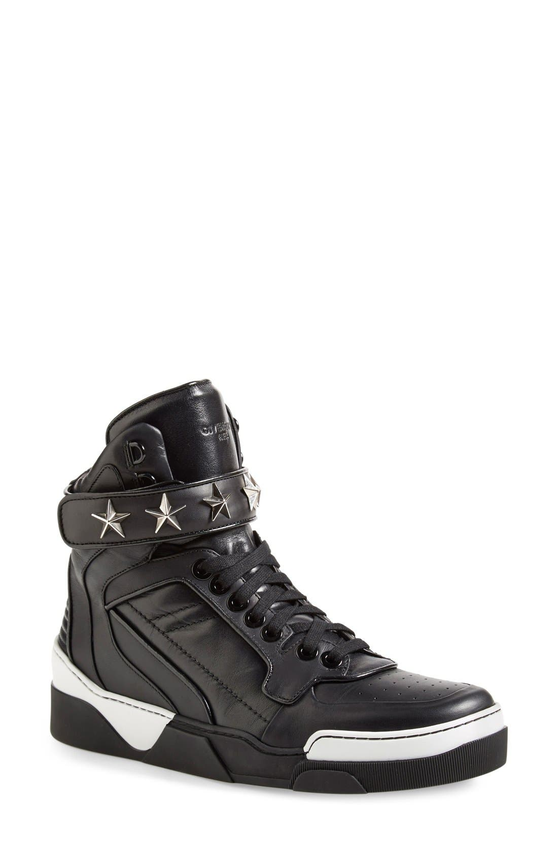 'Tyson' High Top Sneaker,                             Main thumbnail 1, color,
