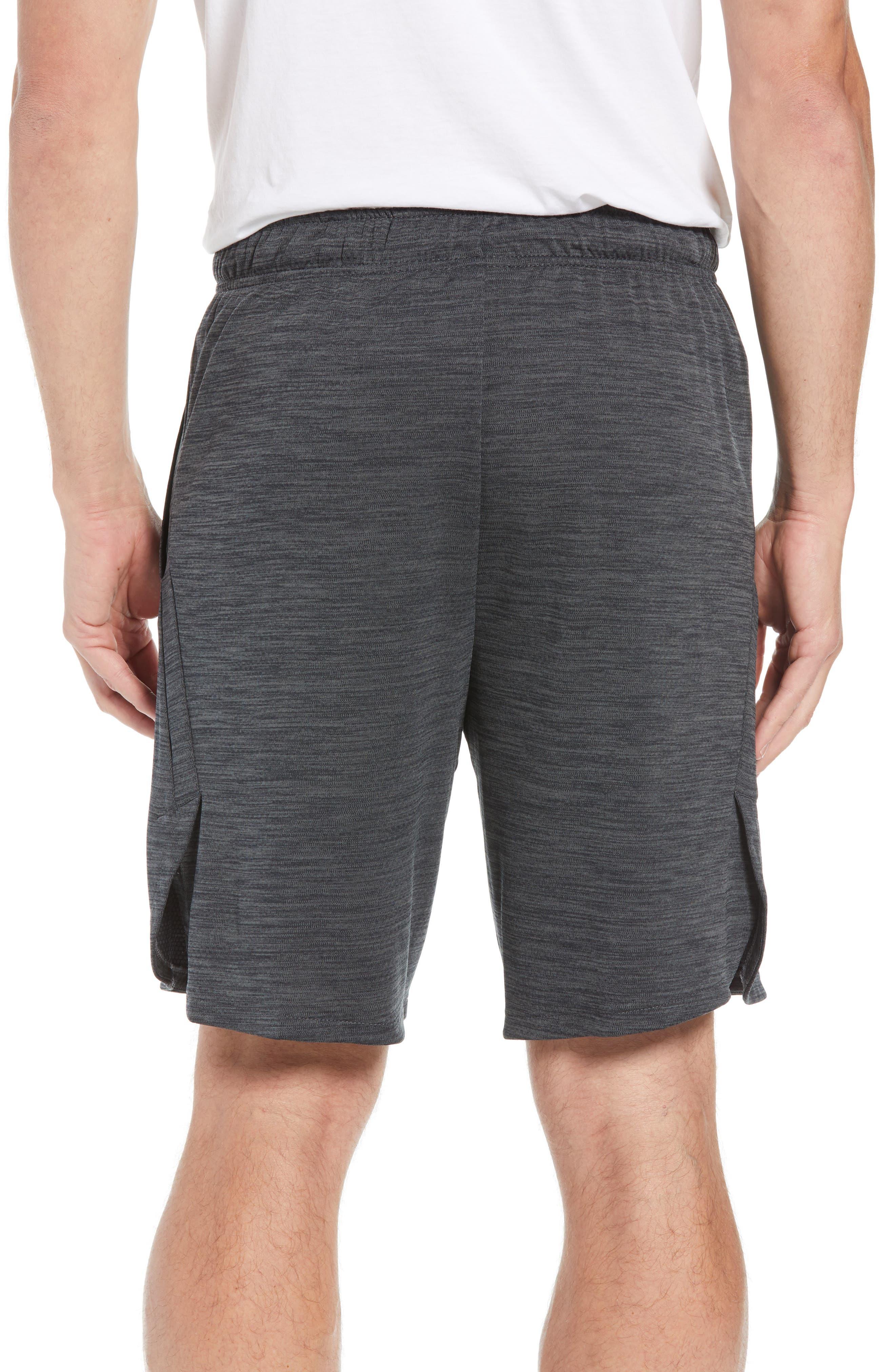 Dry Training Shorts,                             Alternate thumbnail 2, color,                             BLACK