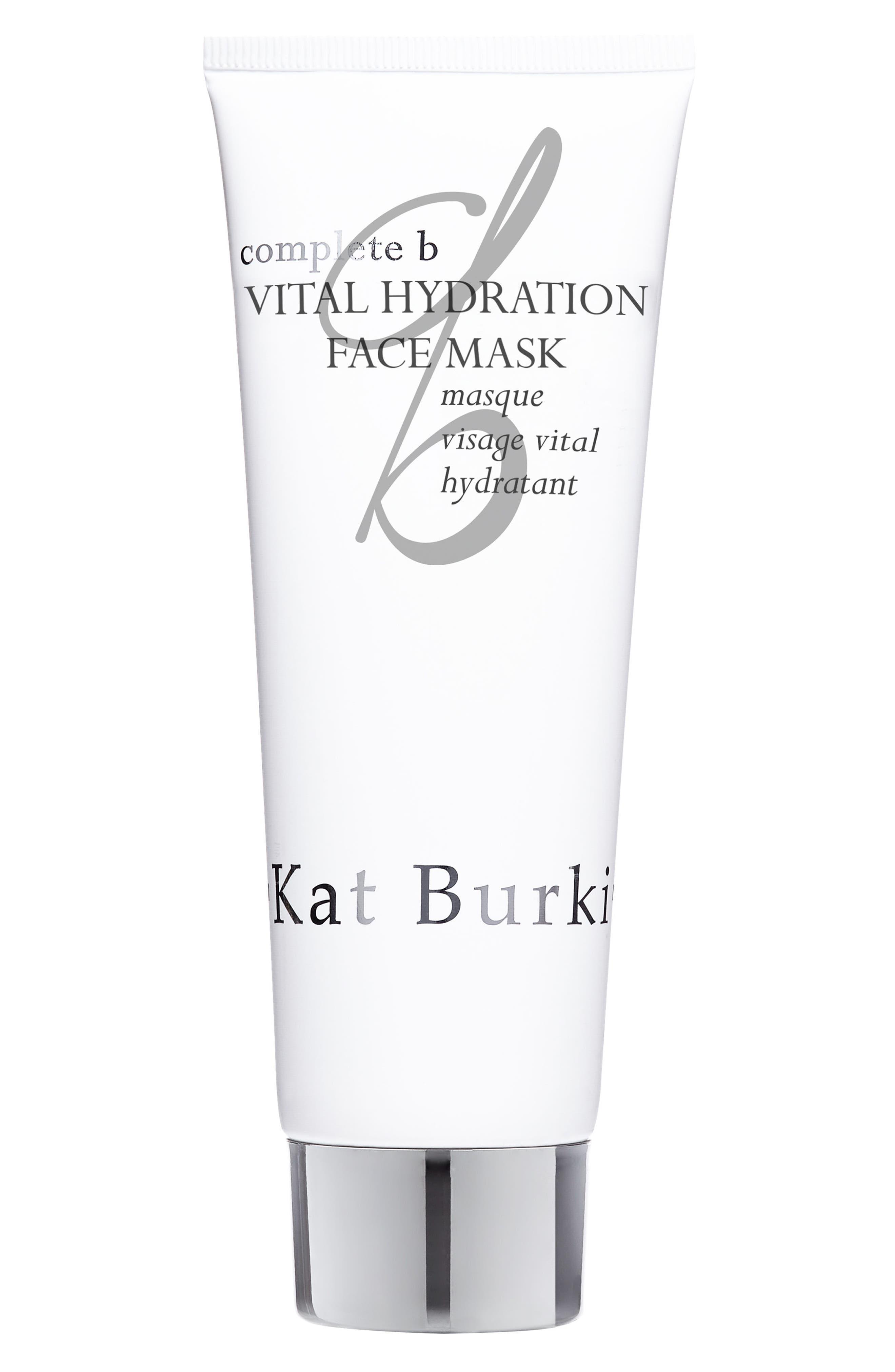 SPACE.NK.apothecary Kat Burki Complete B Vital Hydration Face Mask,                             Alternate thumbnail 2, color,                             000