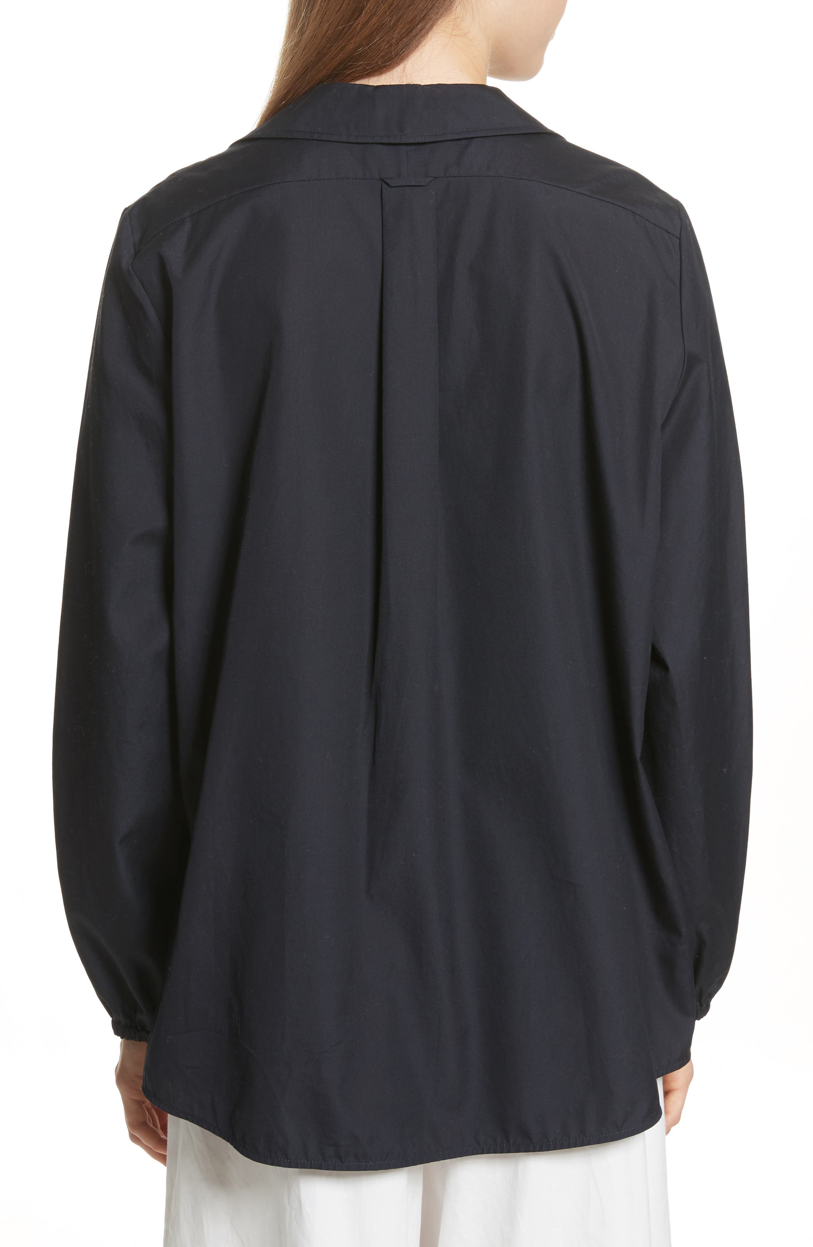 Swing Front Pullover Shirt,                             Alternate thumbnail 6, color,