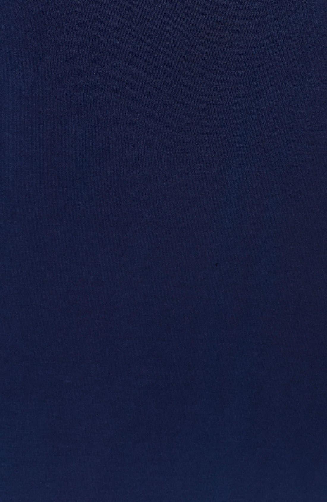 Racerback Maxi Dress,                             Alternate thumbnail 7, color,                             400