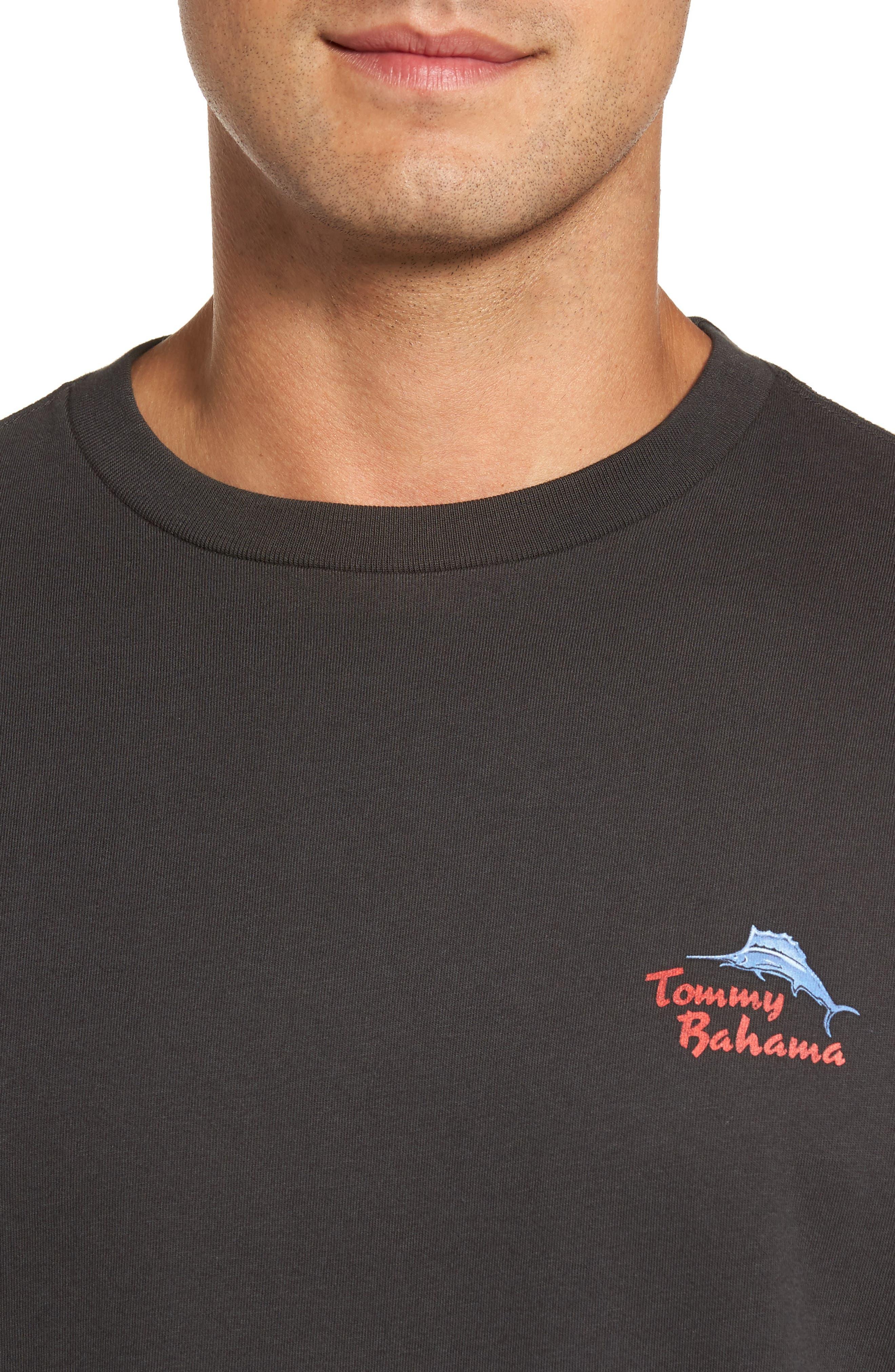 Gulp Fiction T-Shirt,                             Alternate thumbnail 4, color,                             001