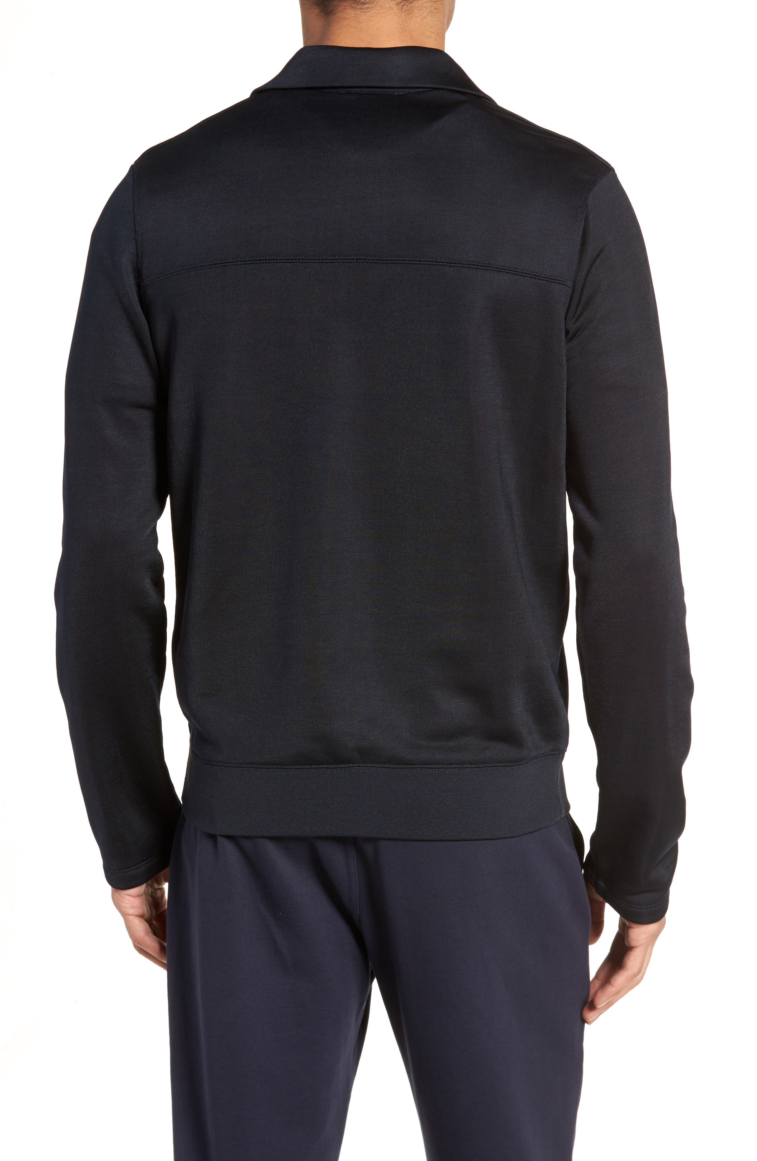 Quarter Zip Pullover,                             Alternate thumbnail 4, color,