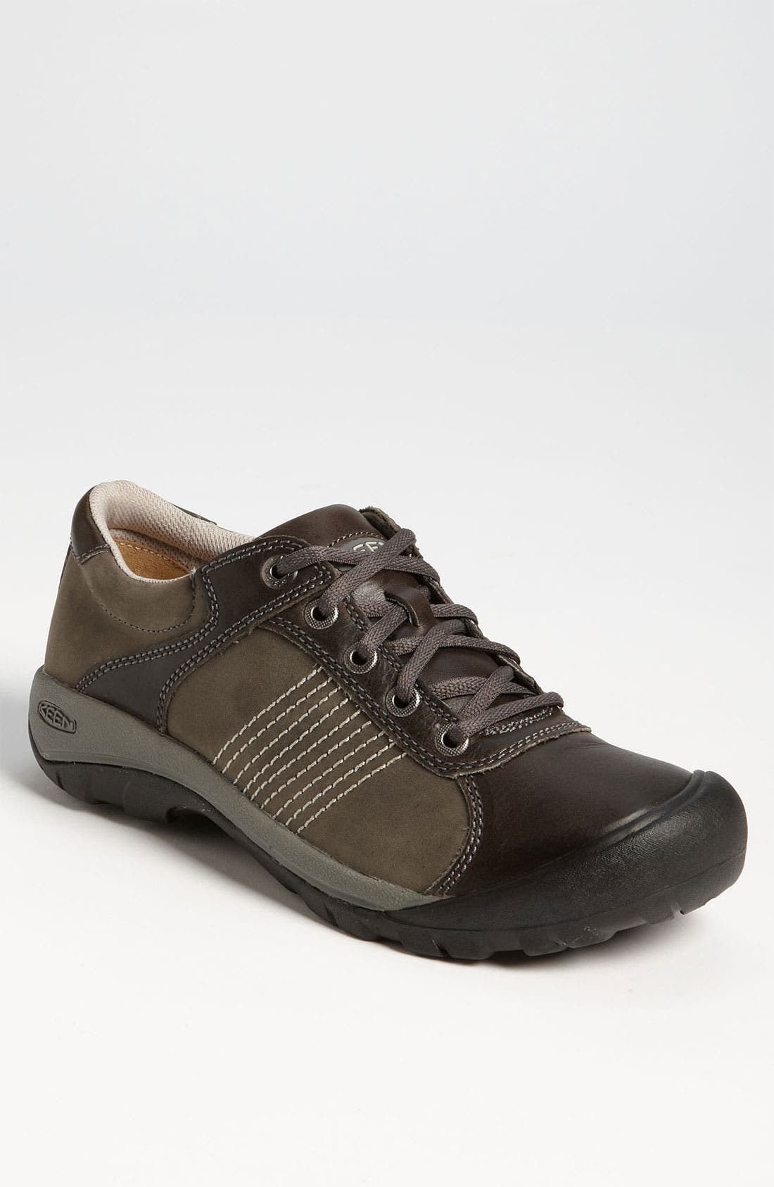 'Finlay' Leather Oxford,                             Main thumbnail 2, color,