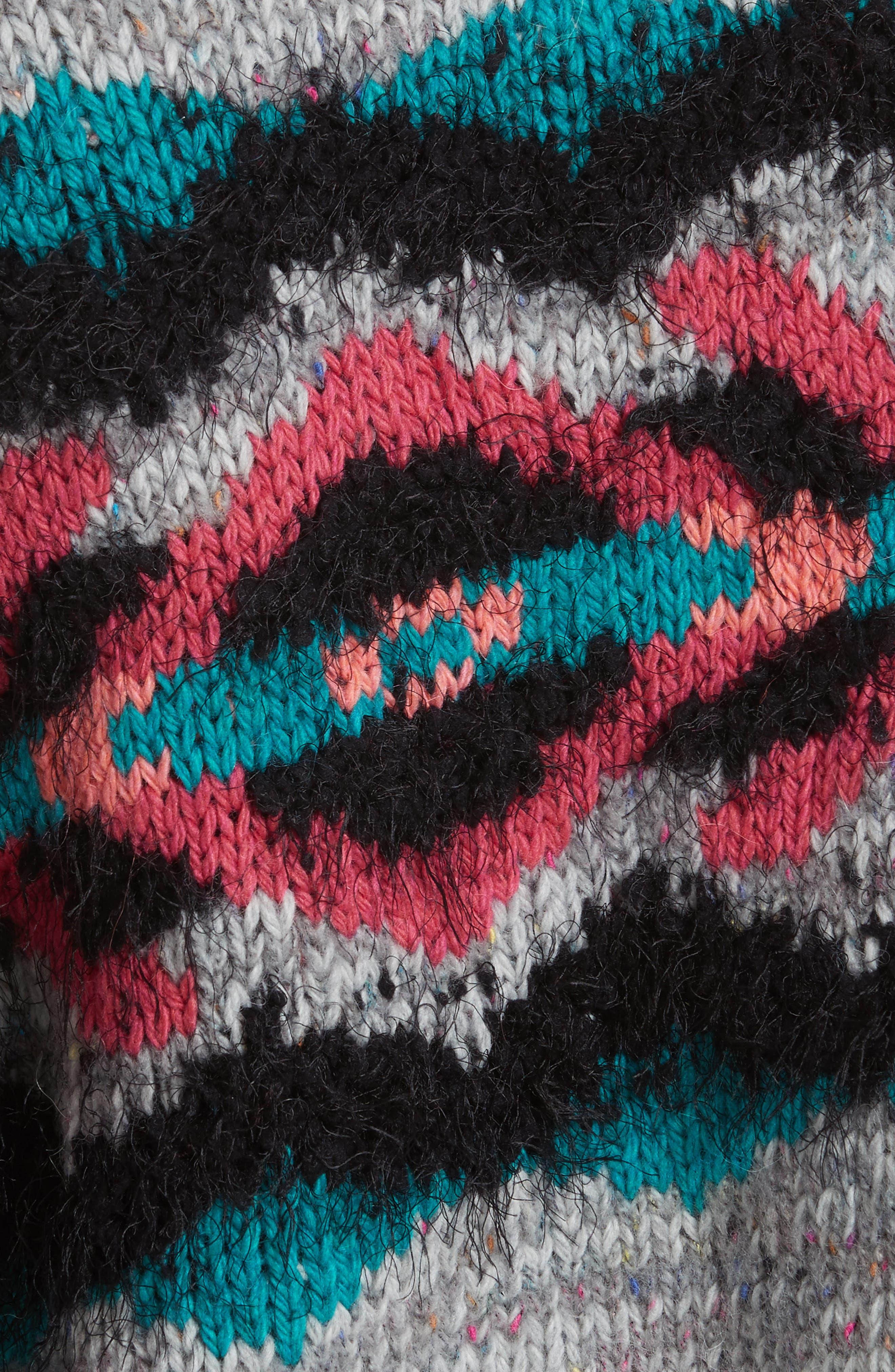 I Heart You Sweater,                             Alternate thumbnail 5, color,                             097