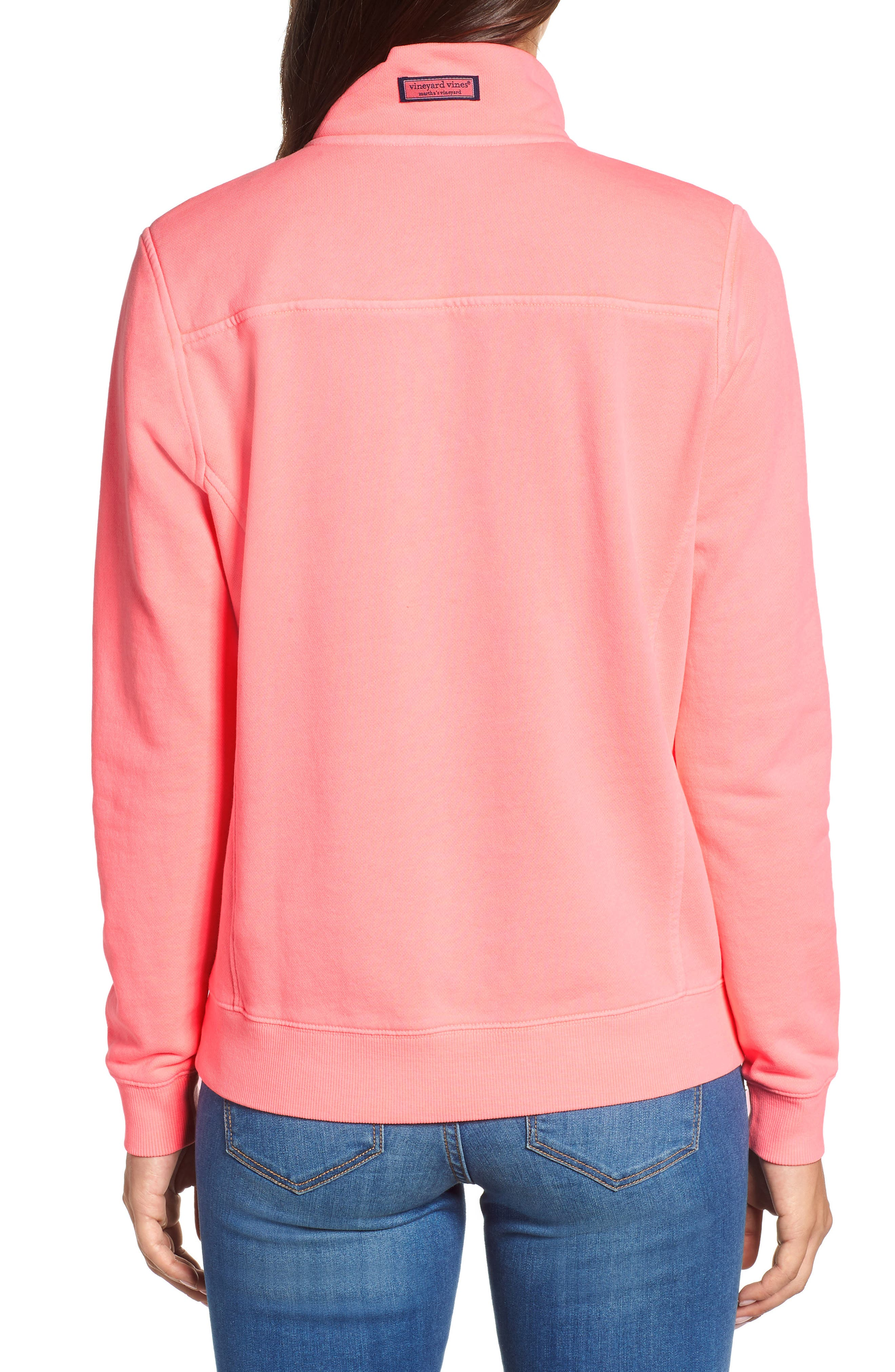 VINEYARD VINES,                             Garment Dyed Classic Shep Pullover,                             Alternate thumbnail 2, color,                             655