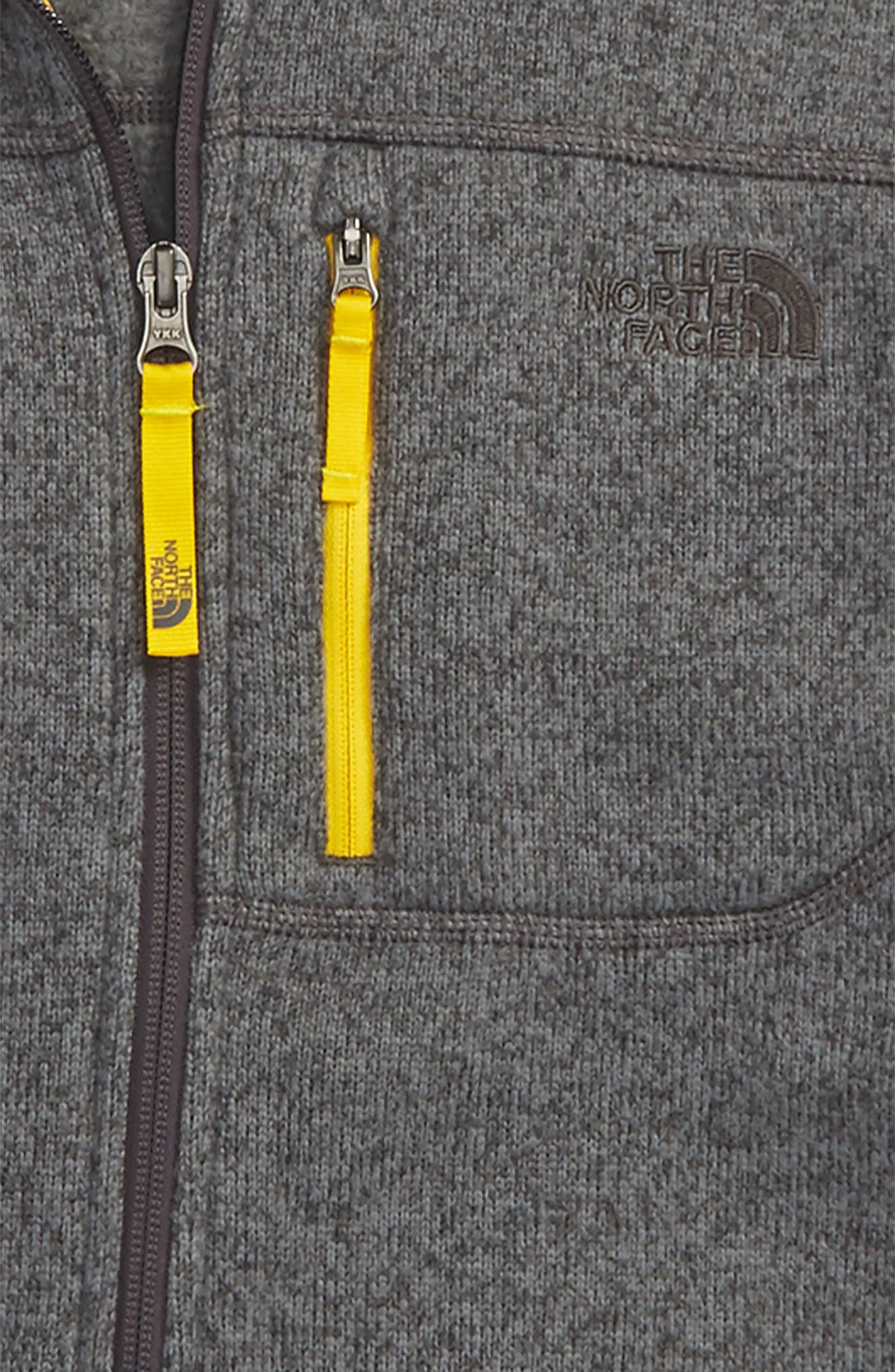 Gordon Lyons Sweater Fleece Zip Jacket,                             Alternate thumbnail 11, color,