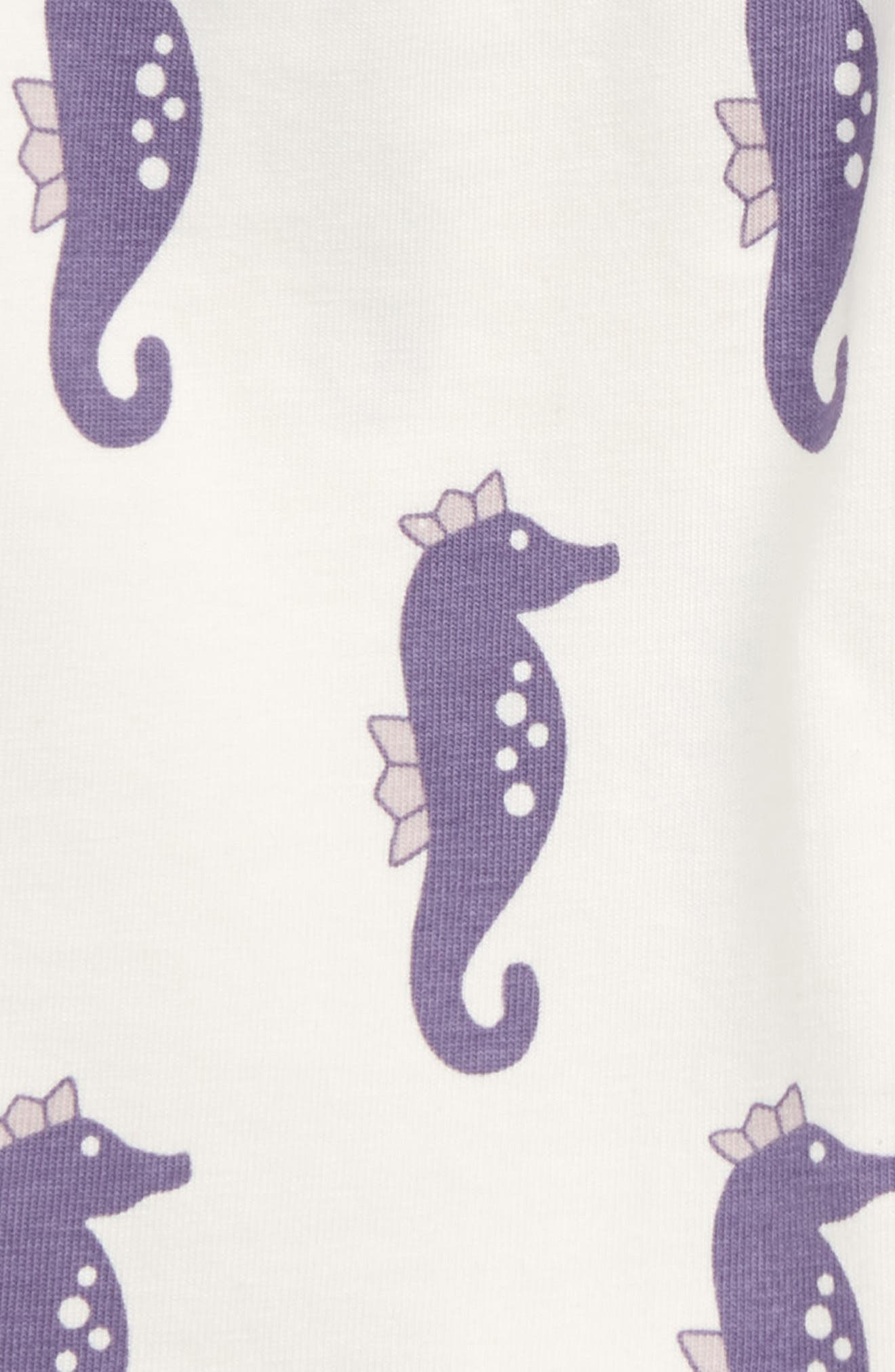 Bicycle Shorts,                             Alternate thumbnail 2, color,                             LITTLE SEA HORSE