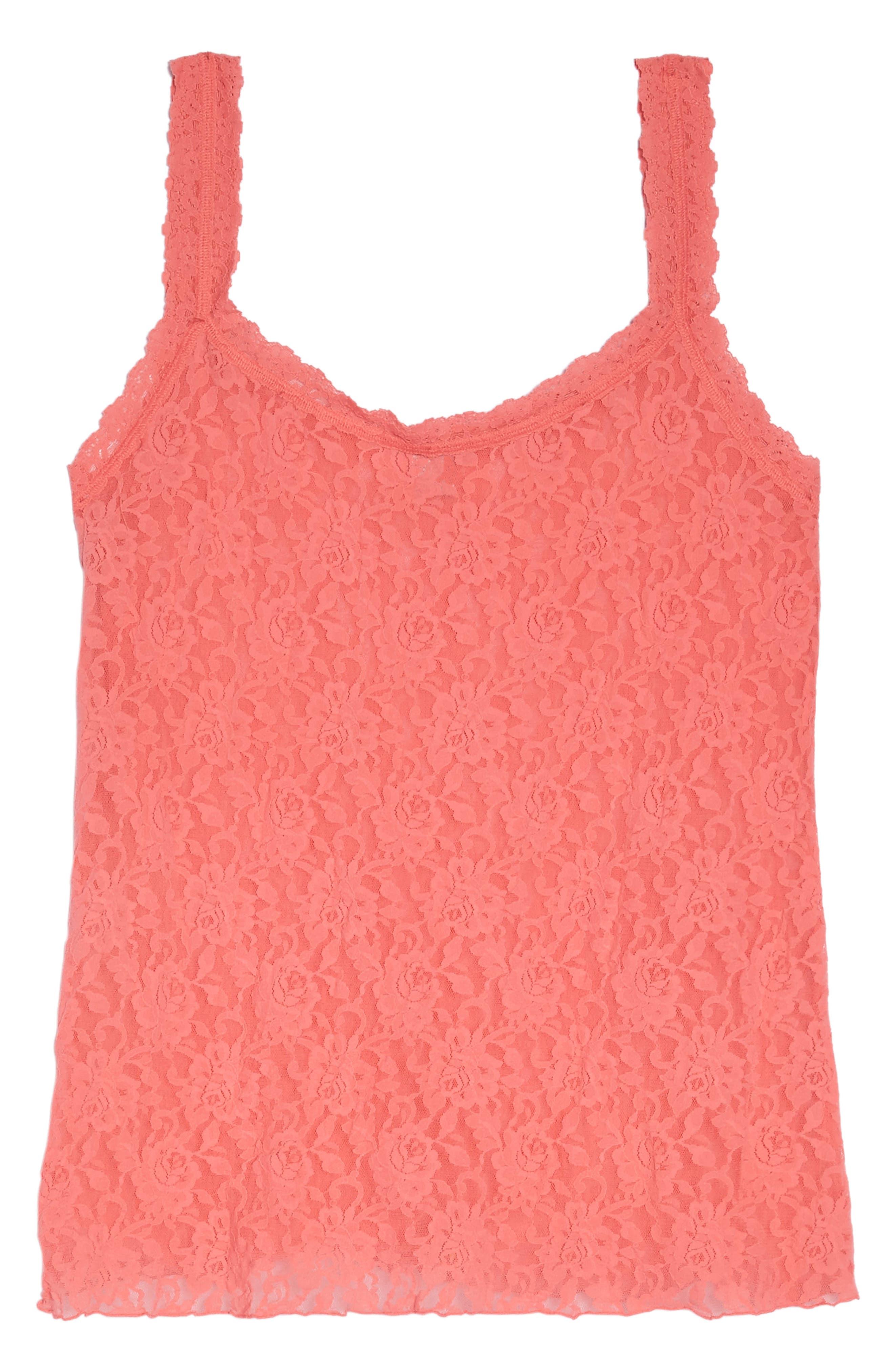 'Signature' Lace Camisole,                             Alternate thumbnail 72, color,