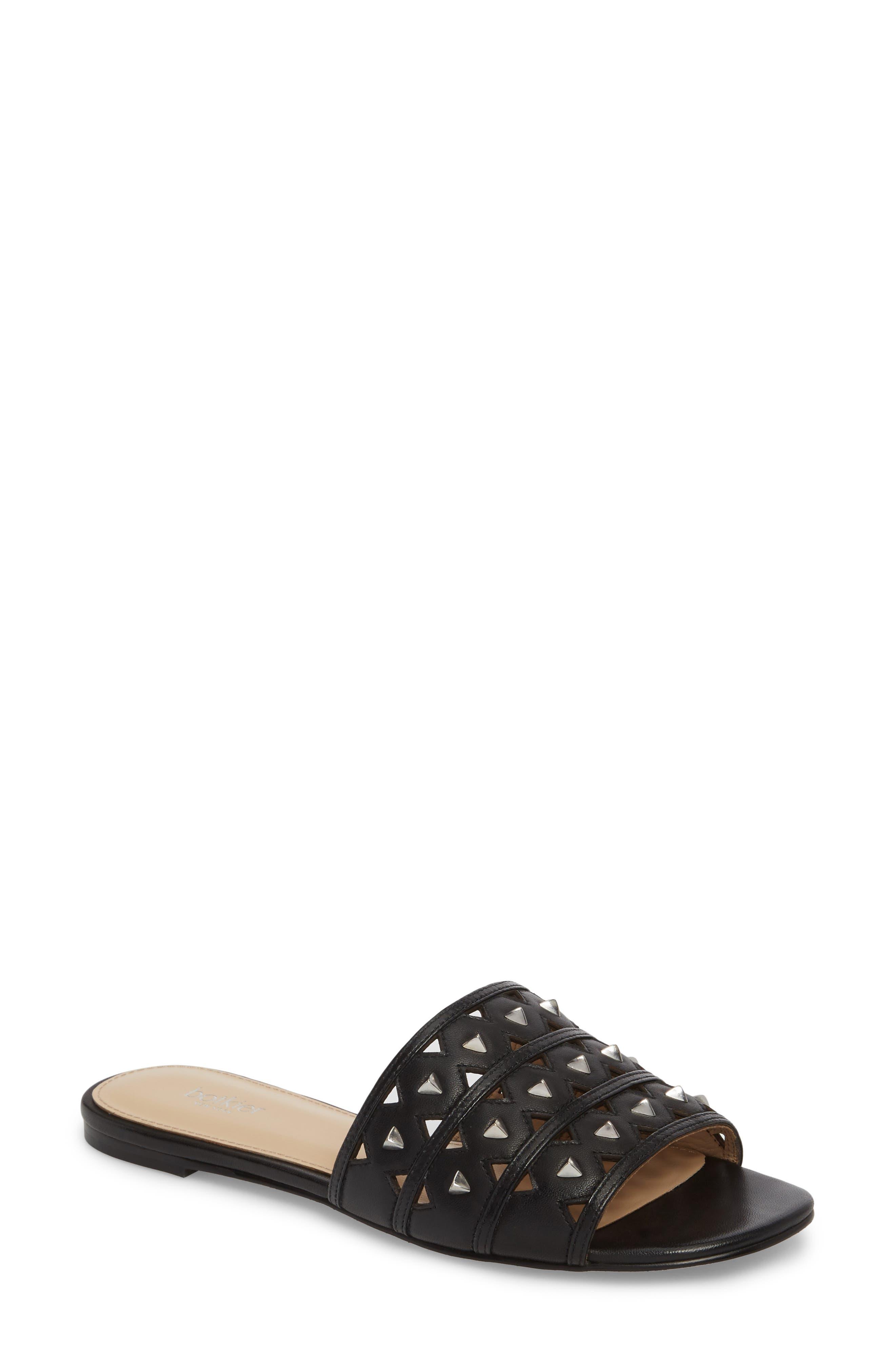 Maeva Slide Sandal,                         Main,                         color, 001