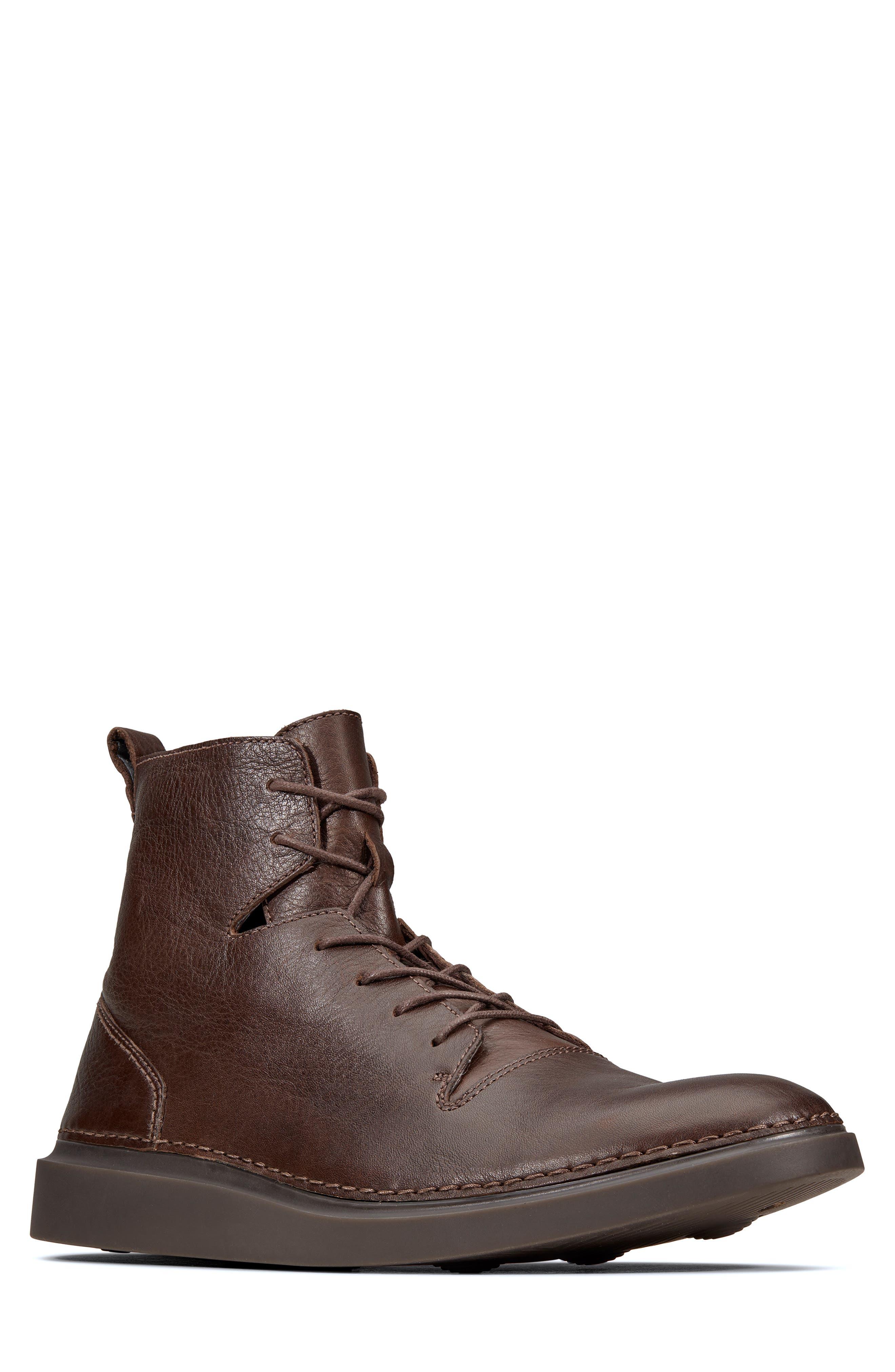 Hale Rise Plain Toe Boot,                         Main,                         color, 213