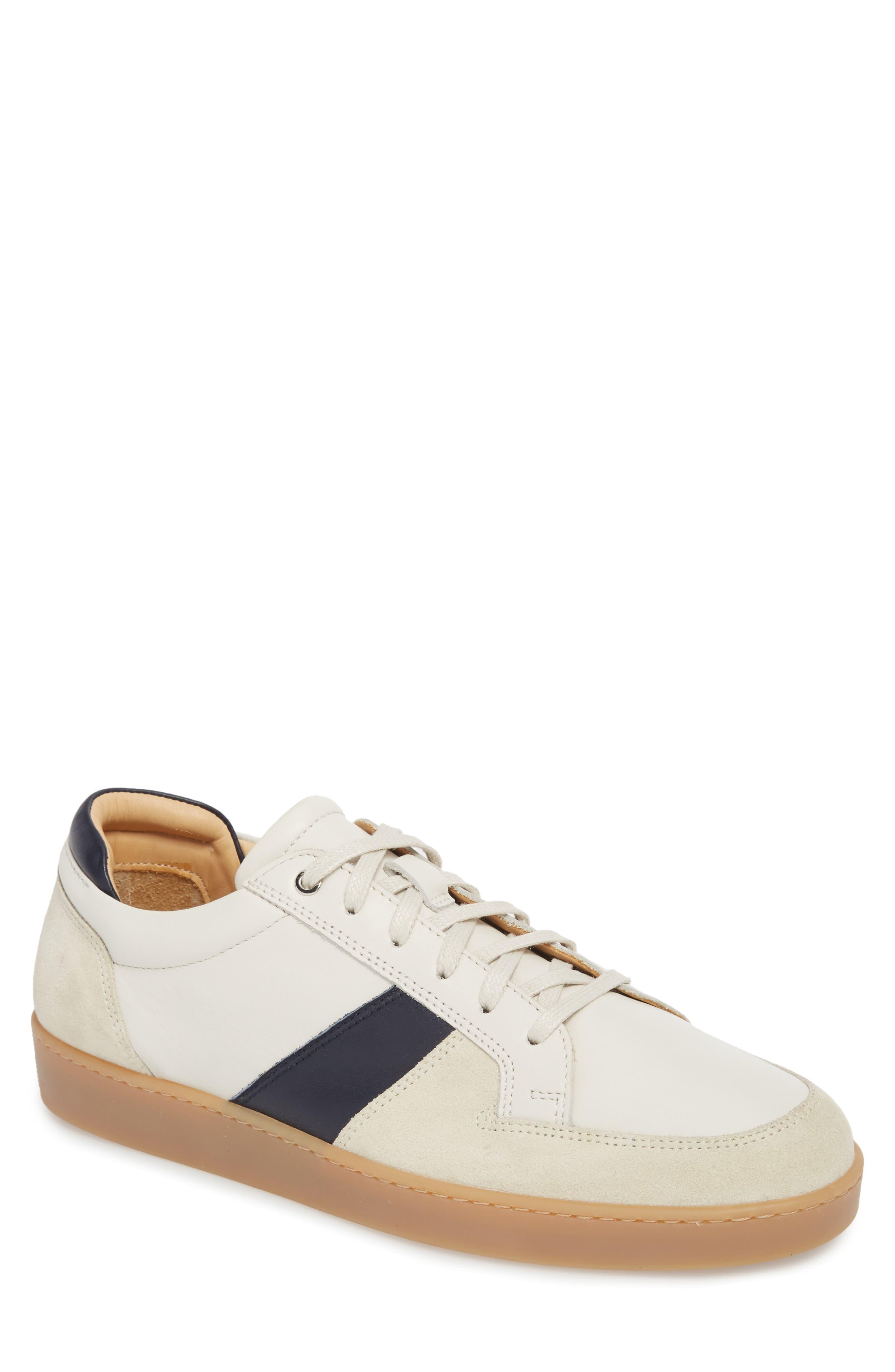 WANT LES ESSENTIELS DE LA VIE Wants Les Essentiels Lydd Sneaker in Multi Chalk/ Navy