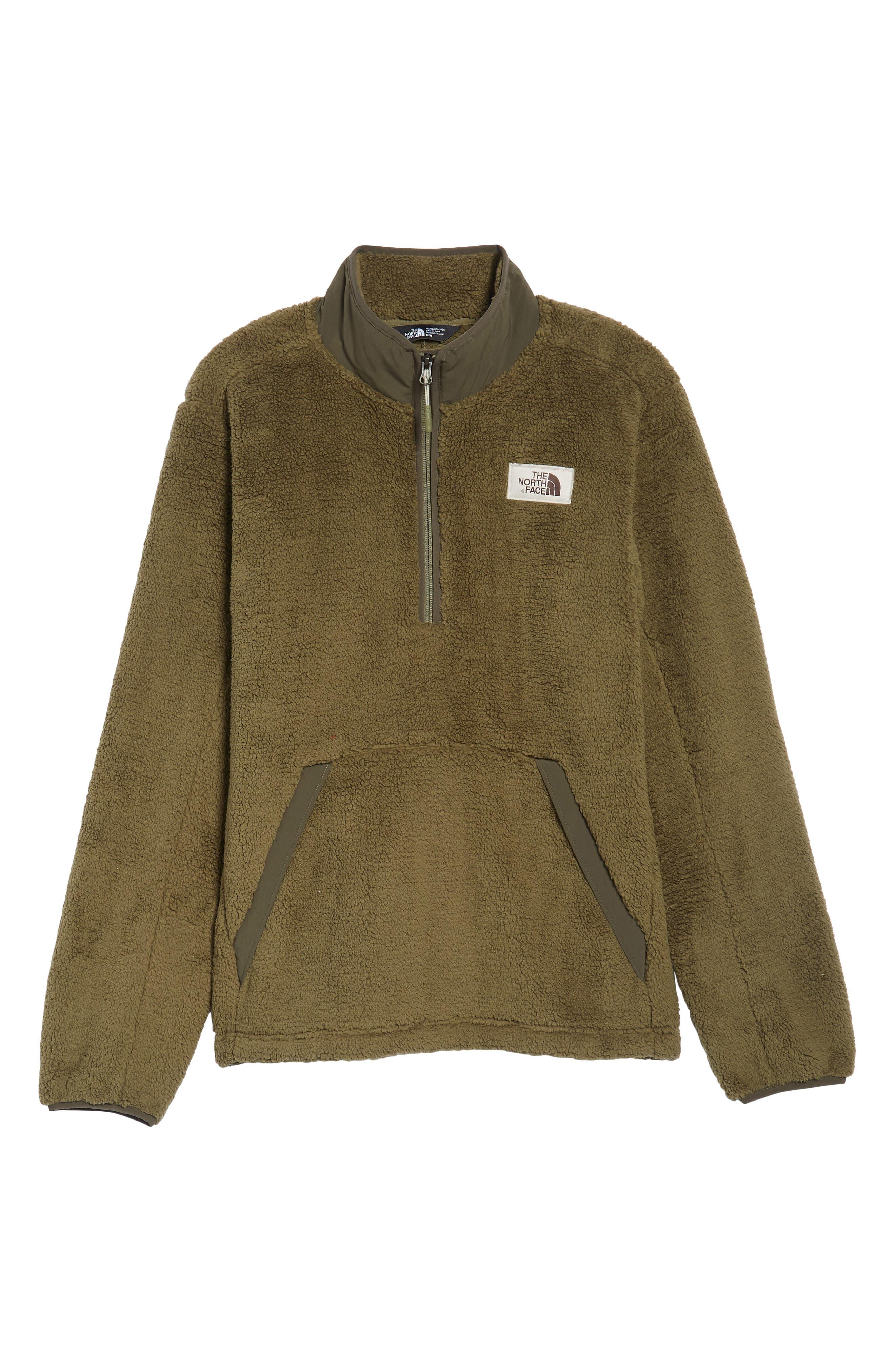 Khampfire Fleece Pullover,                             Alternate thumbnail 6, color,                             301